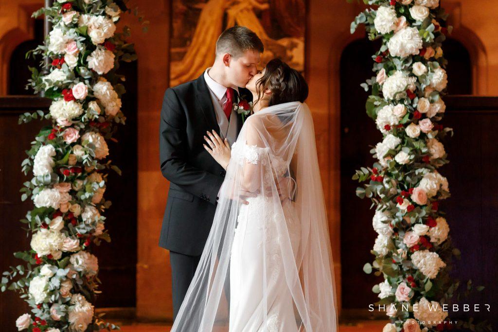 wedding photography allerton castle