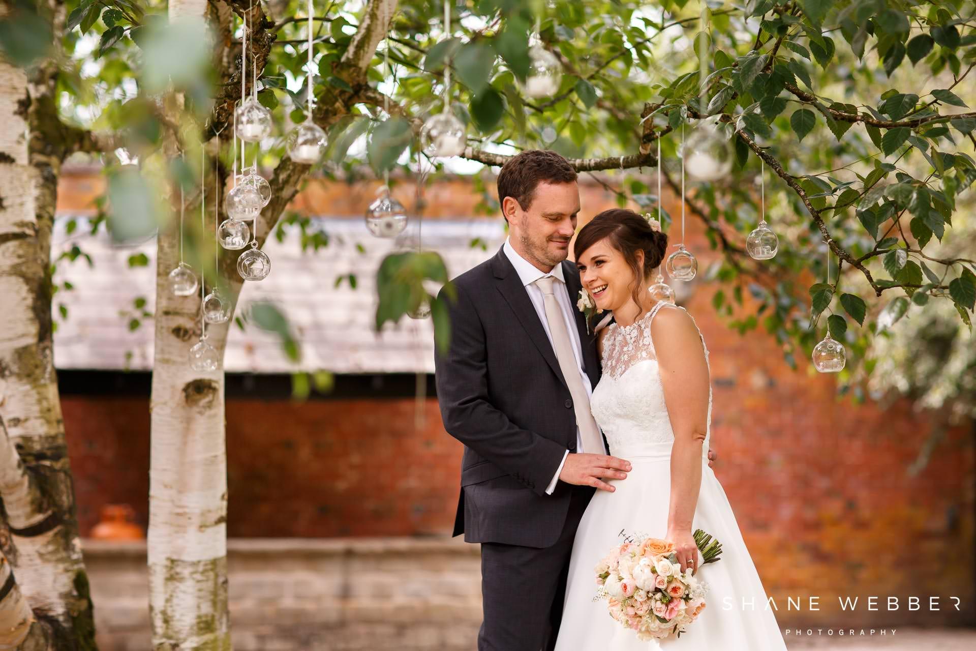 Bartle Hall wedding photos