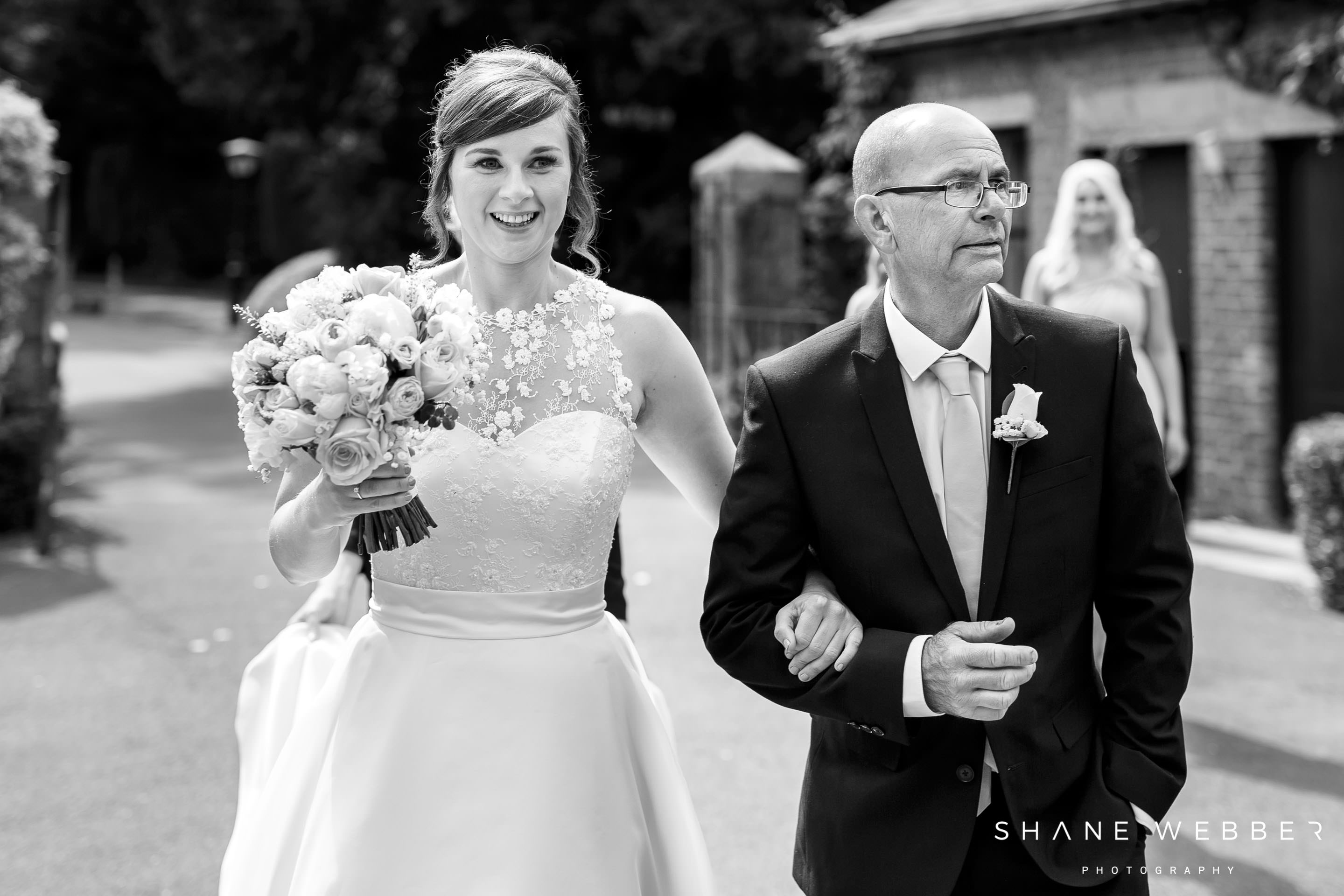 Bartle Hall wedding pictures