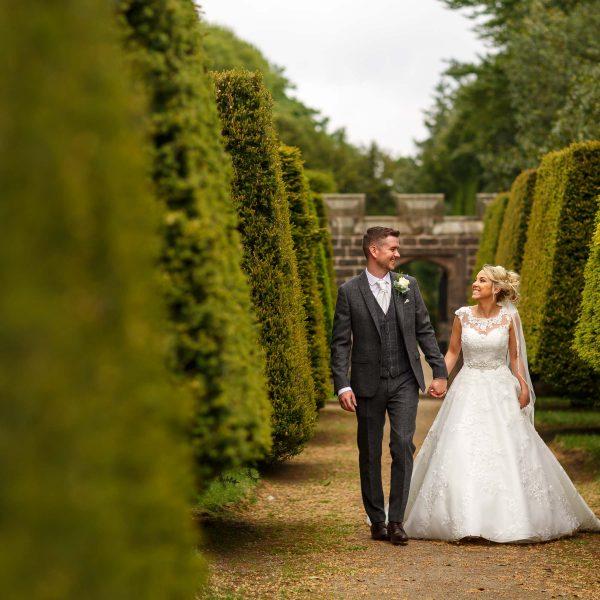 hoghton tower wedding photography
