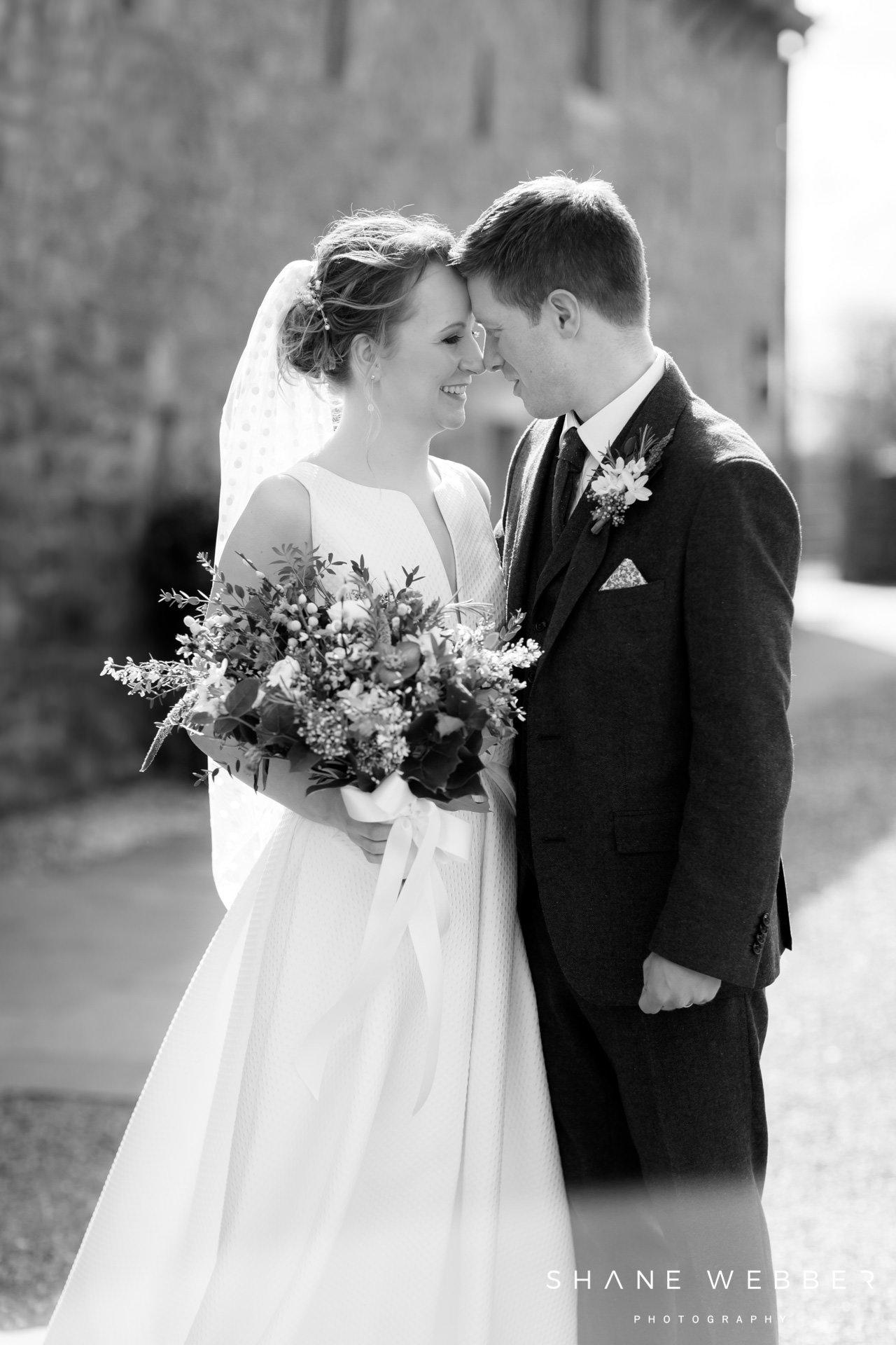 Browsholme Hall wedding