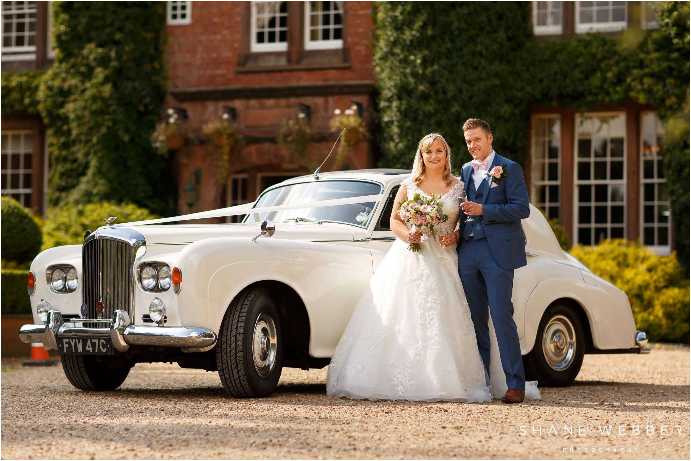 Nunsmere Hall weddings