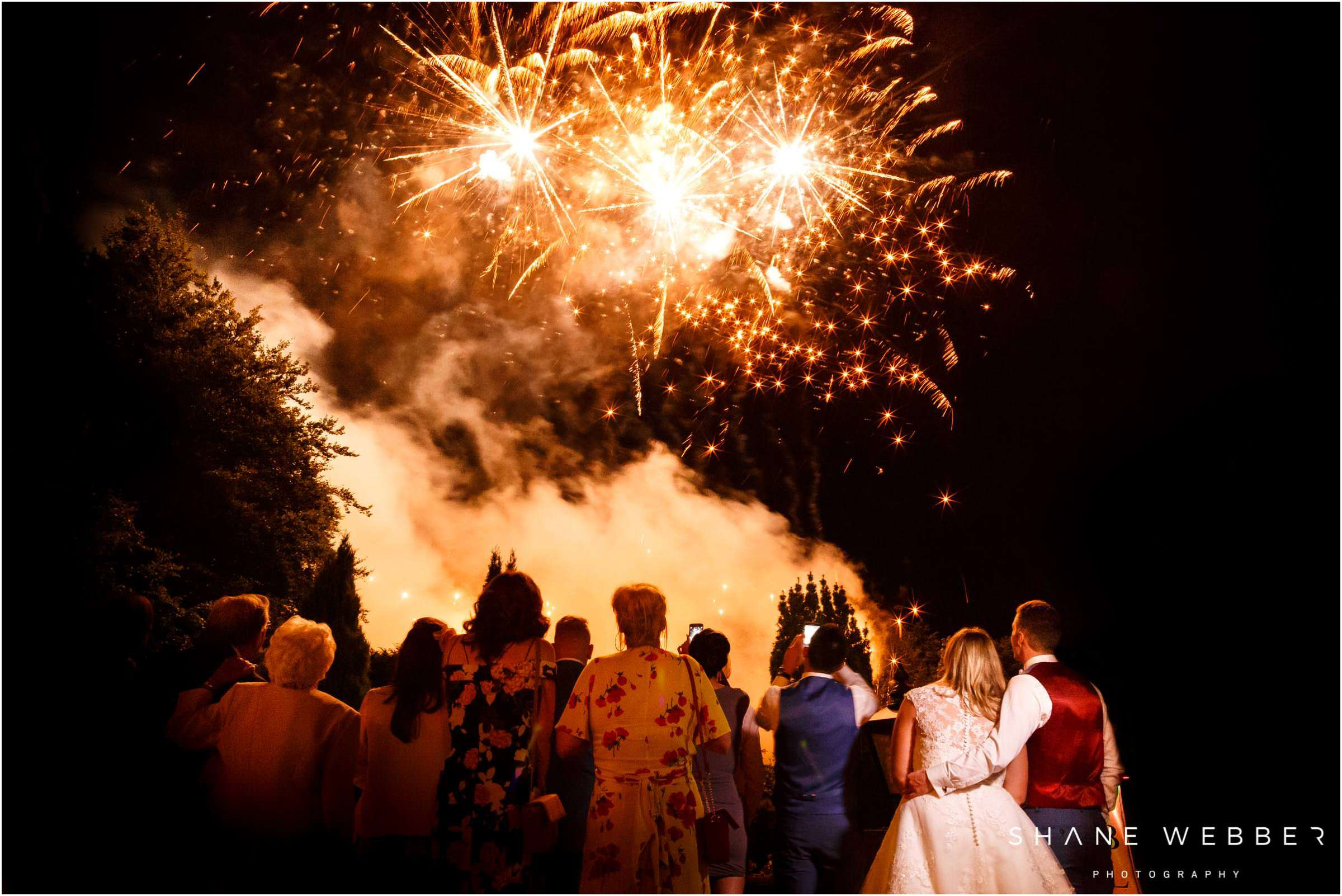 Fireworks at Nunsmere