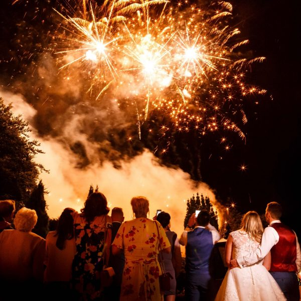 Nunsmere hall summer wedding photography