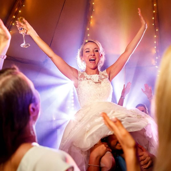 how to make your wedding reception amazing