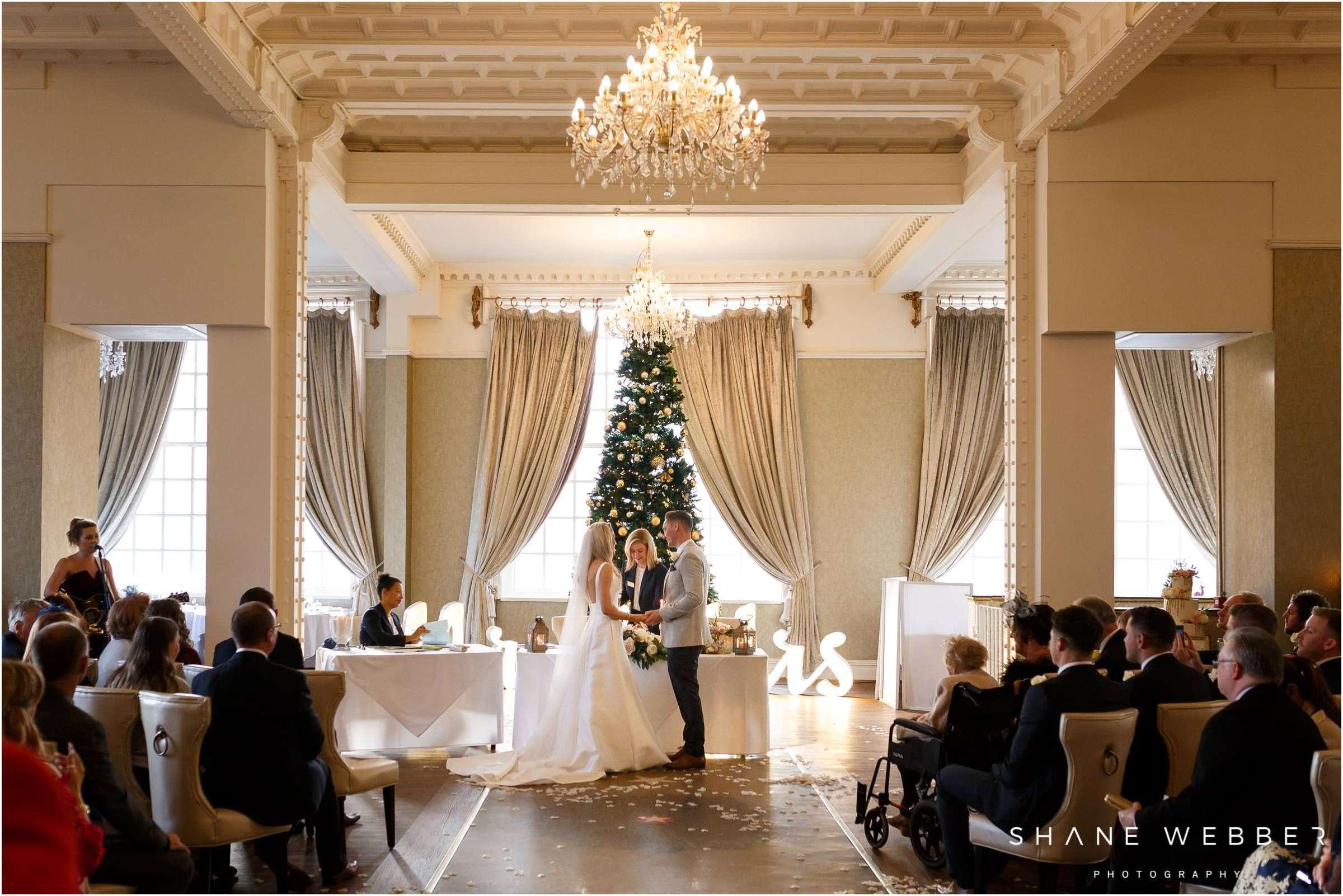 winter wedding 30 james street