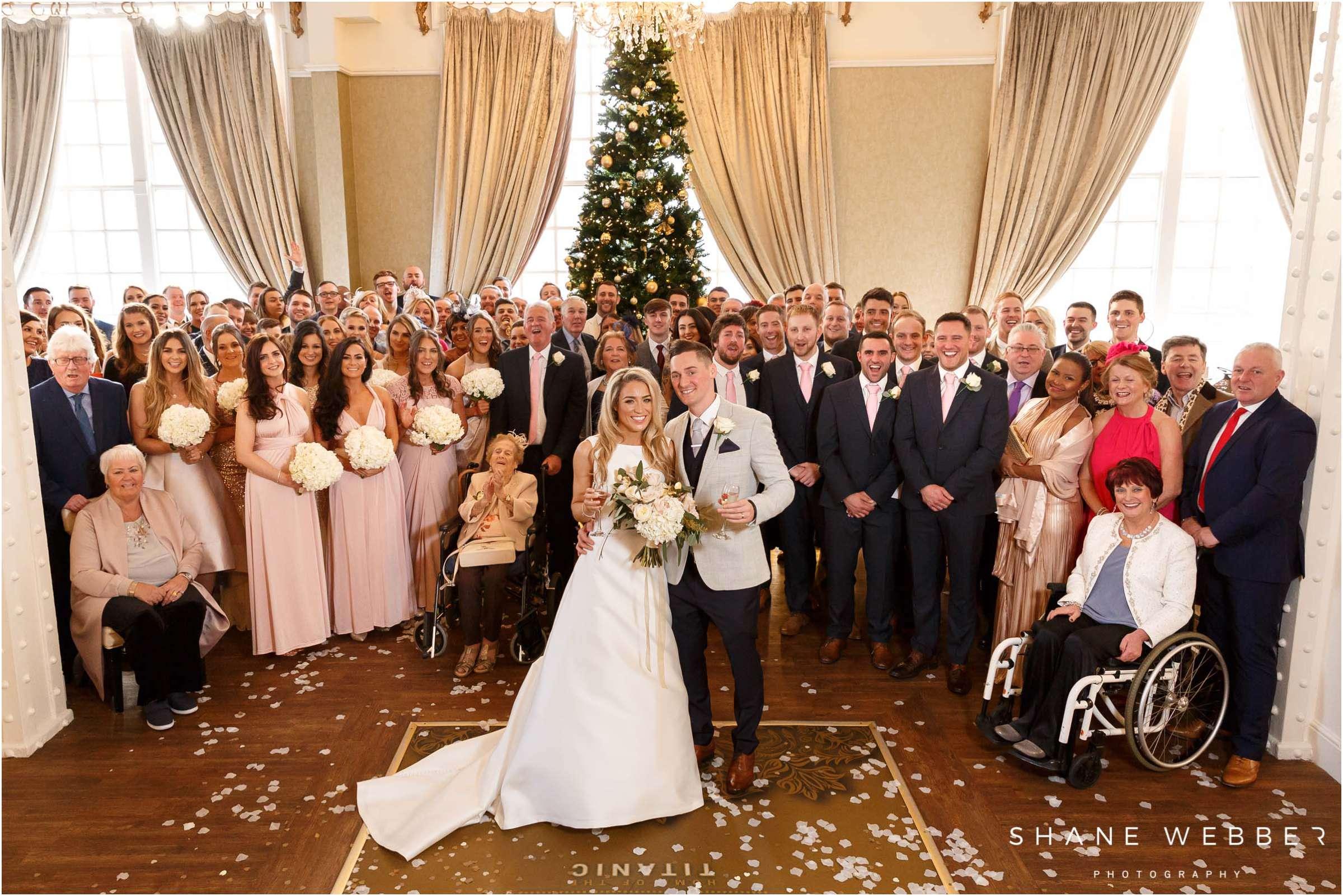 group wedding photo ideas