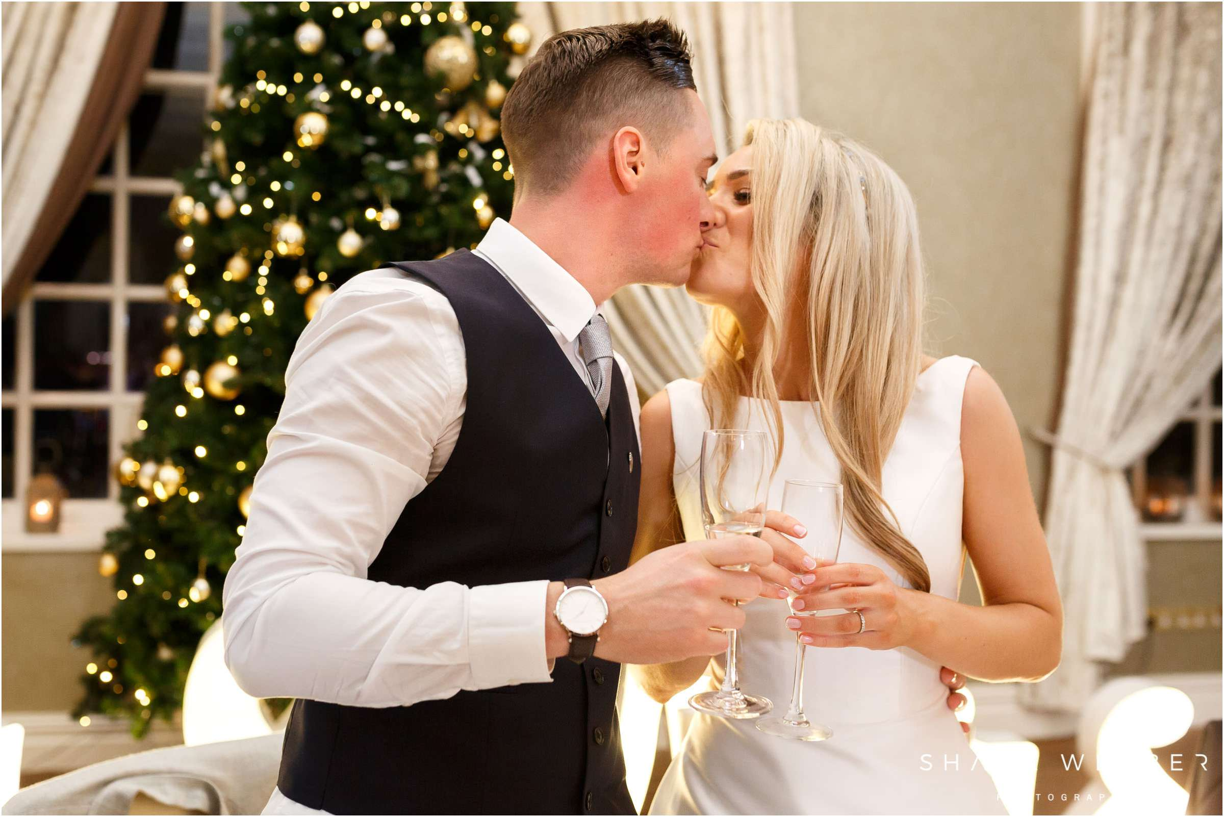 Christmas wedding