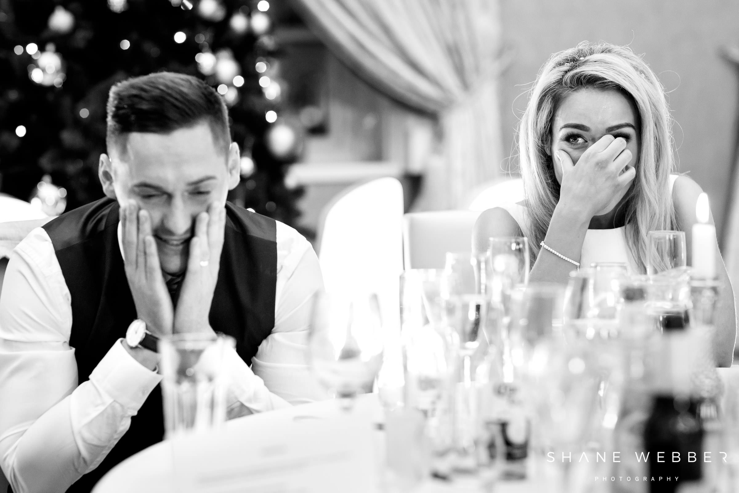 best man speech reactions