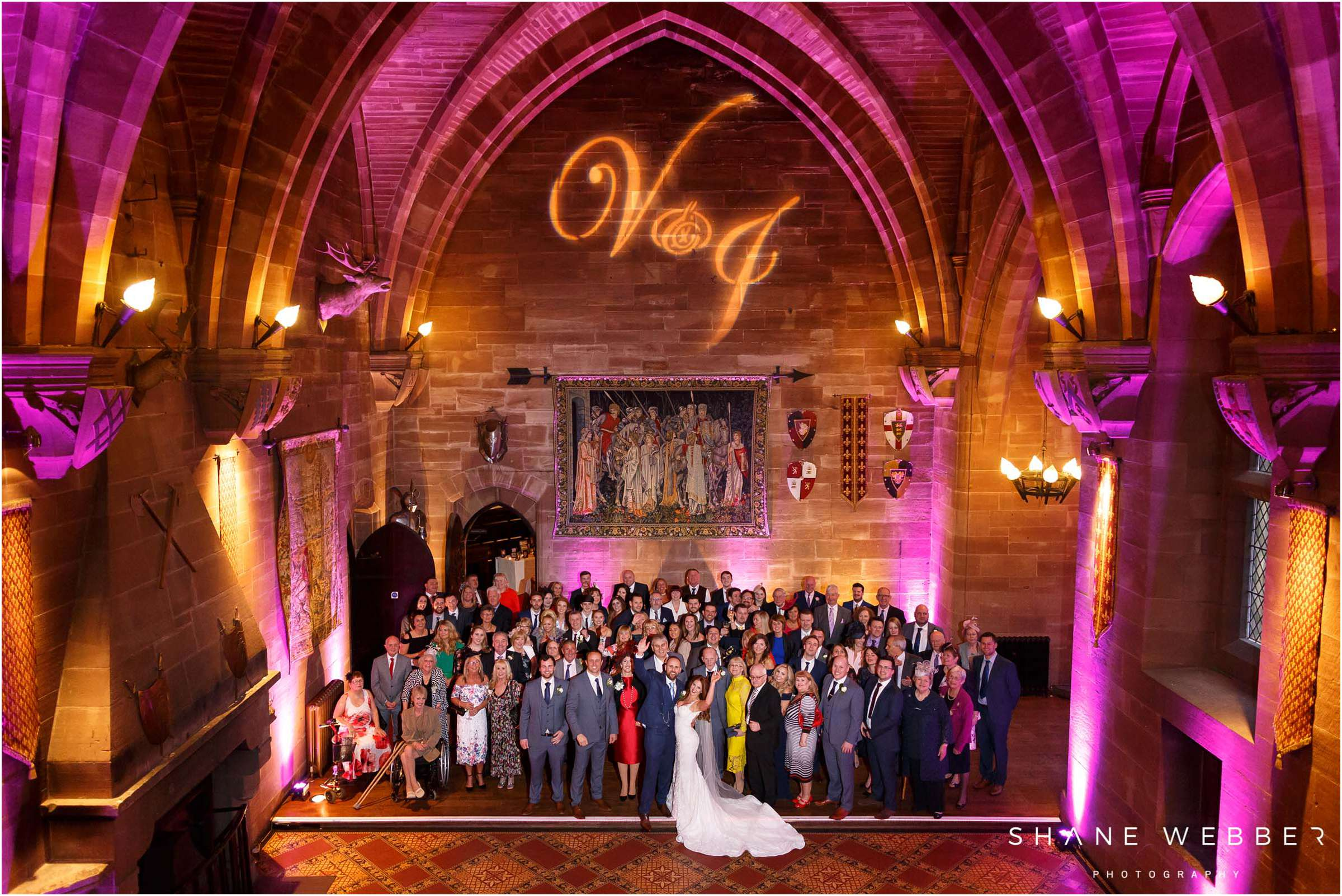 great hall peckforton castle