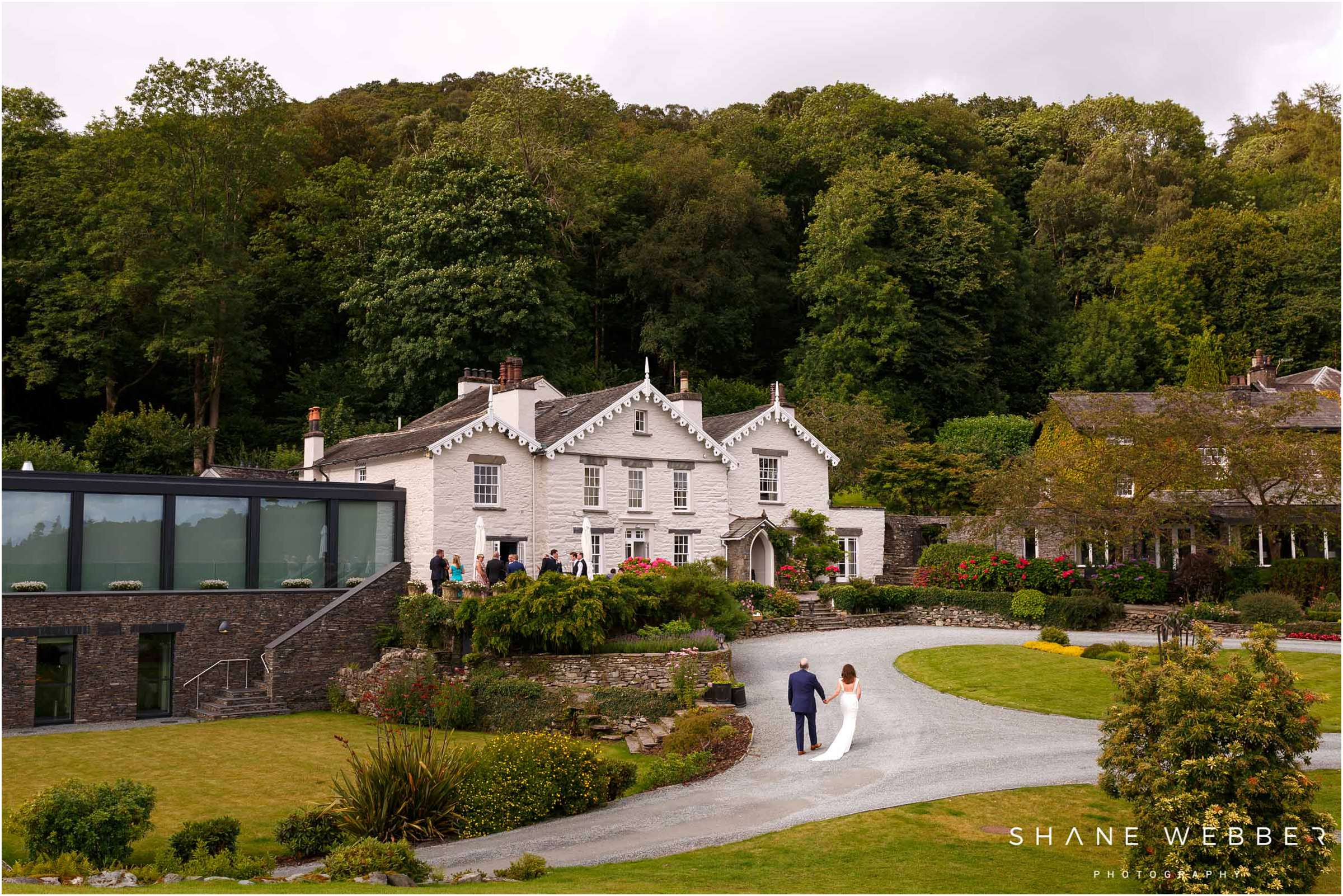 the samling windermere wedding photography