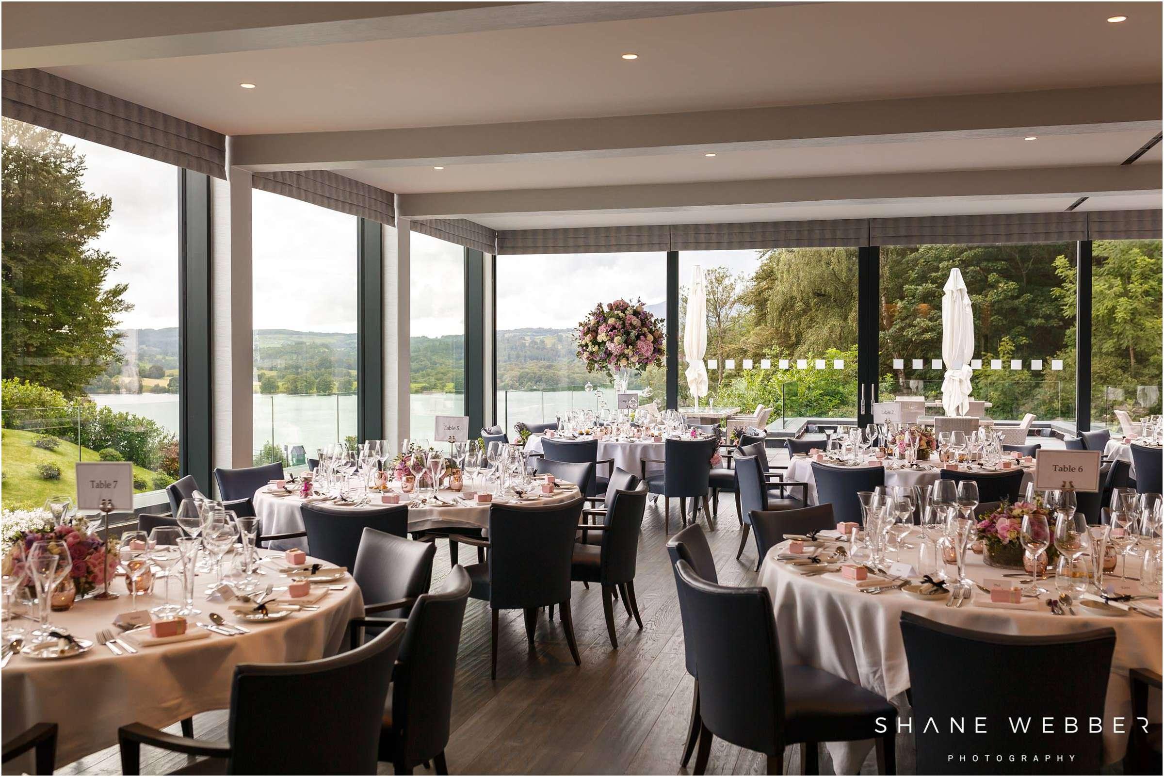 the samling lake Windermere wedding