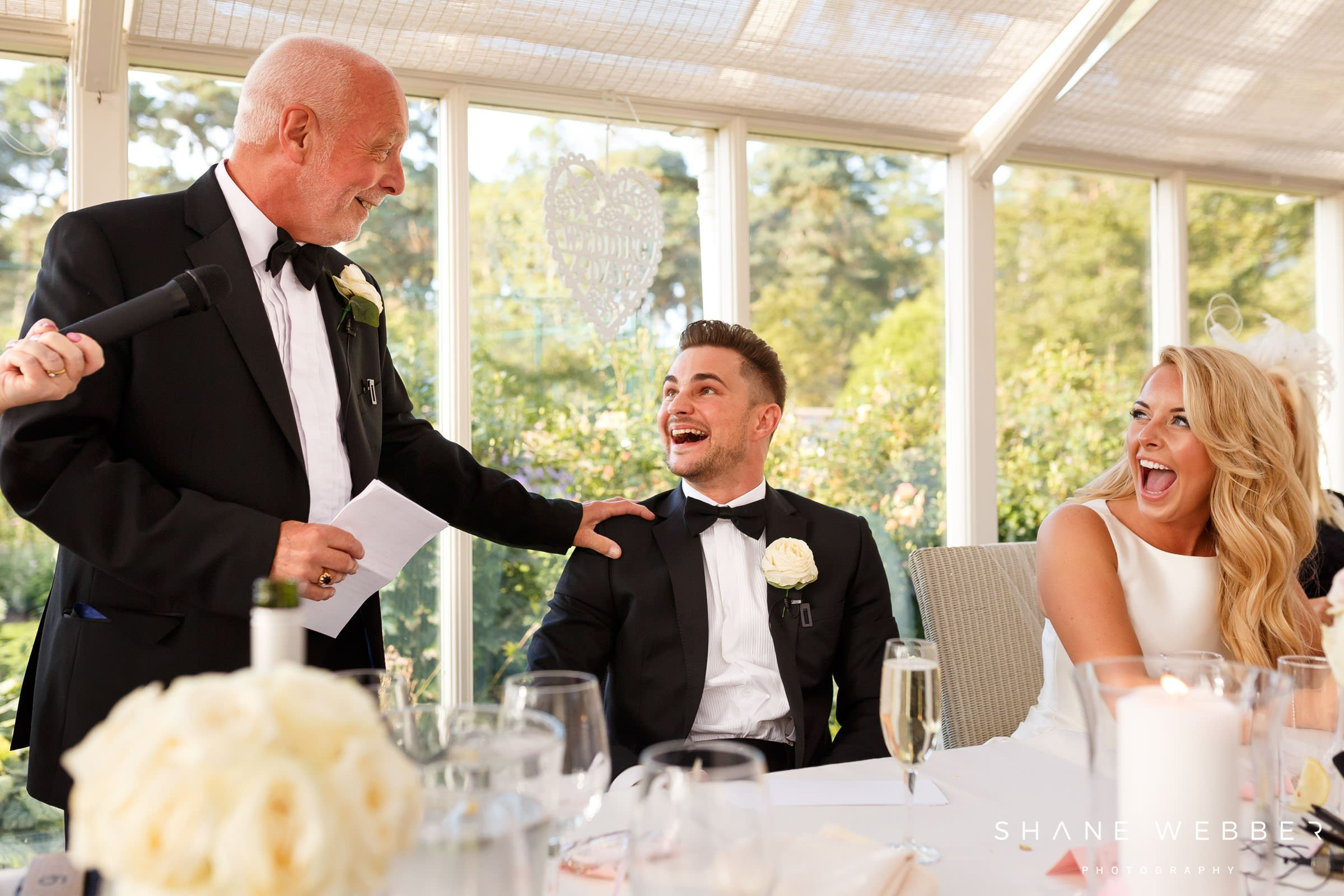 wedding speeches photo