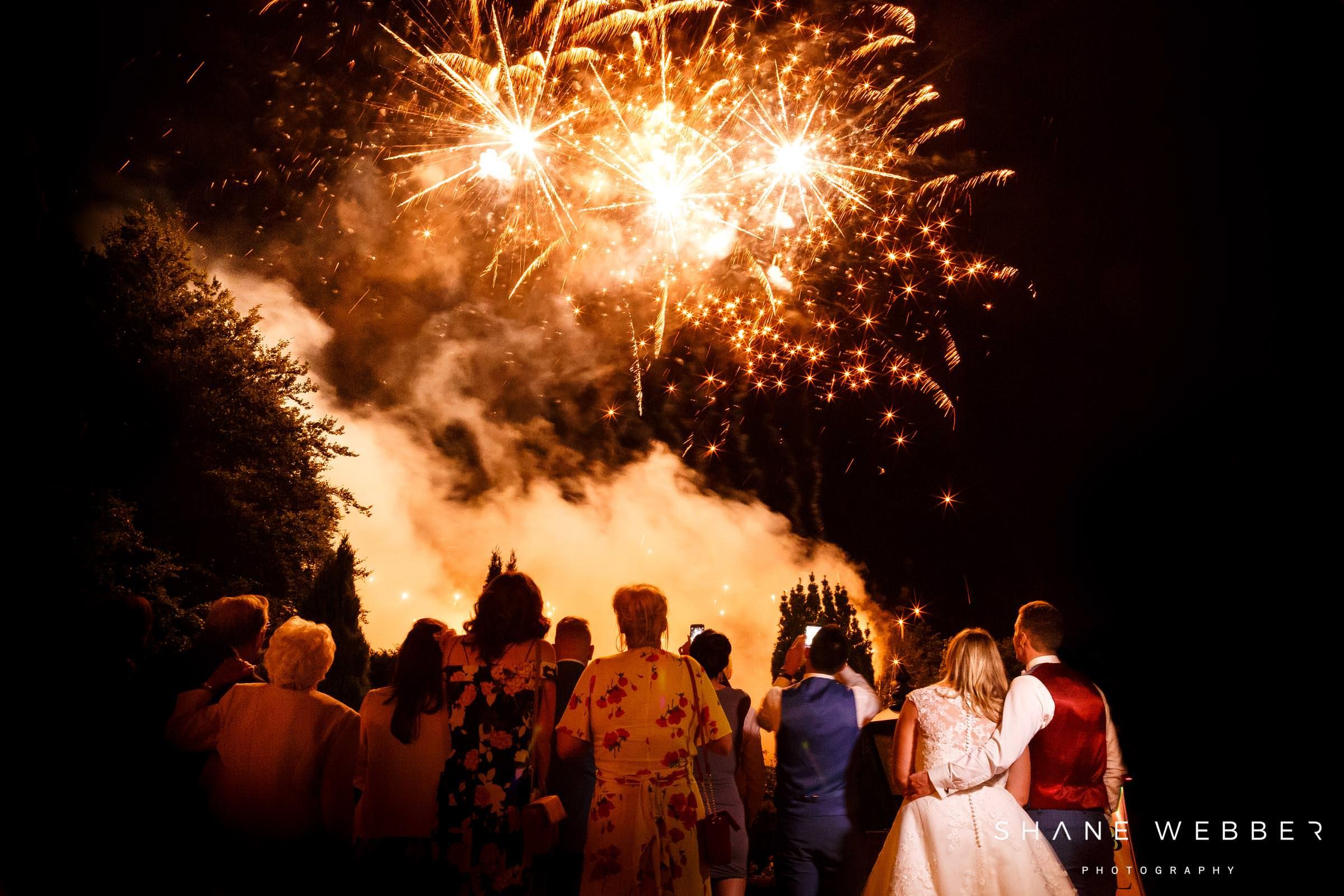 blitz fireworks cheshire