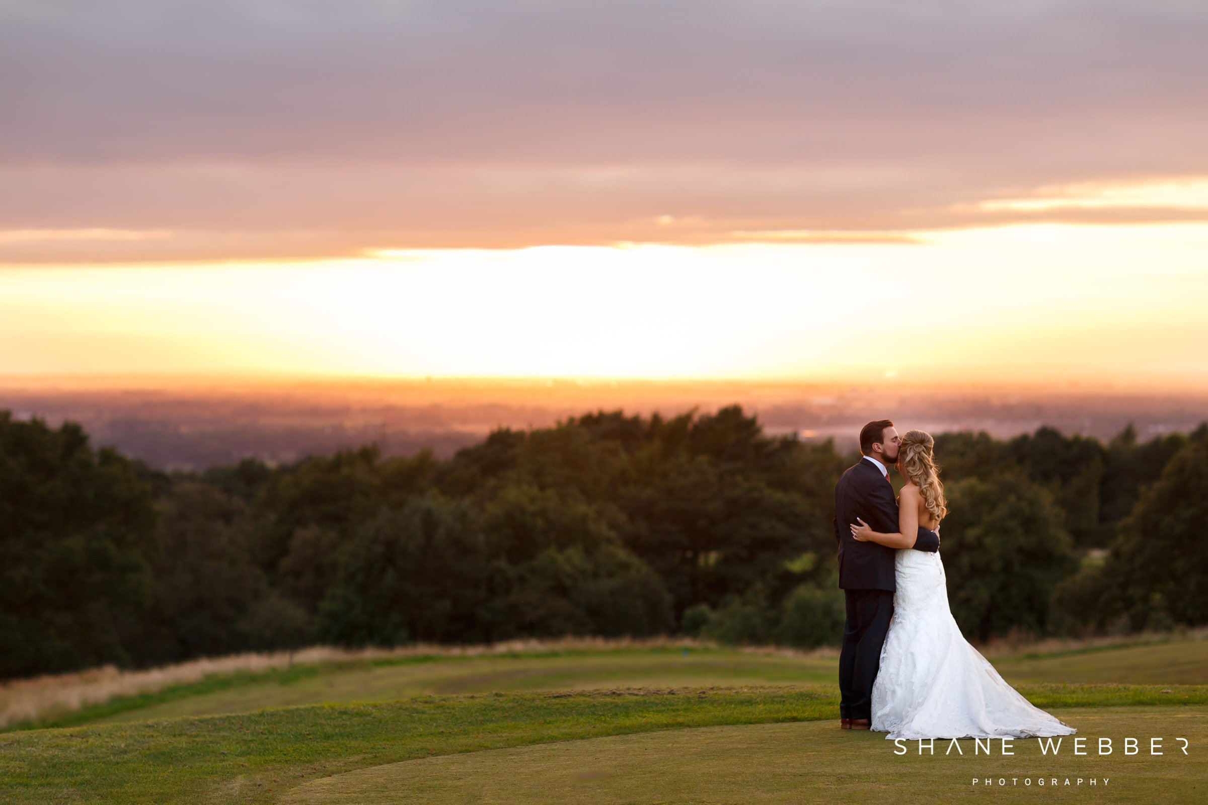 shrigley hall wedding