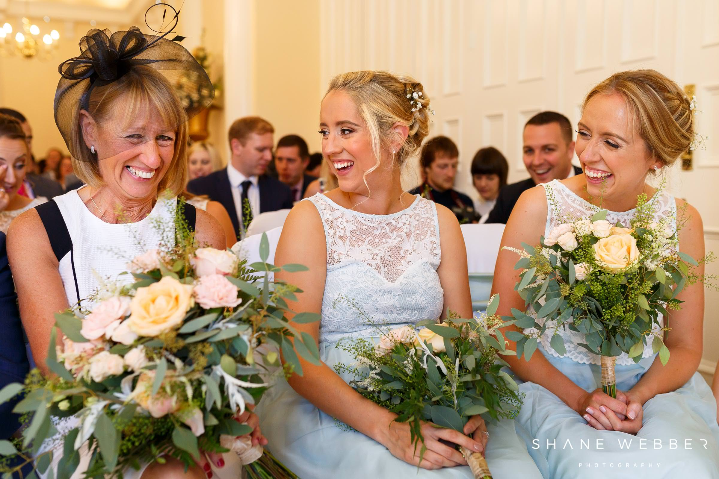 grange hotel wedding ceremony guest photos