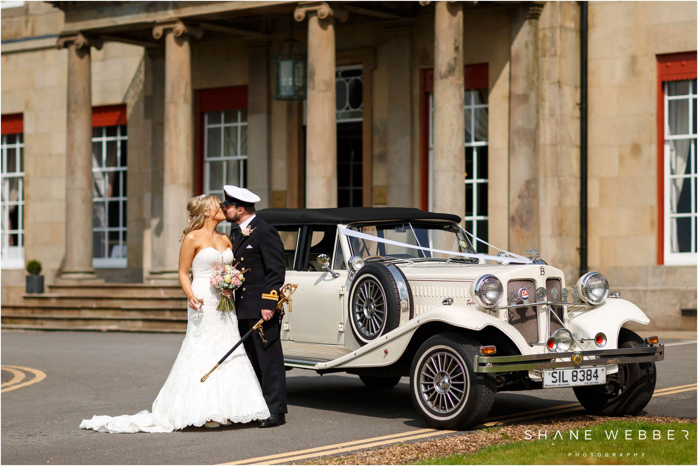 weddings at shrigley hall