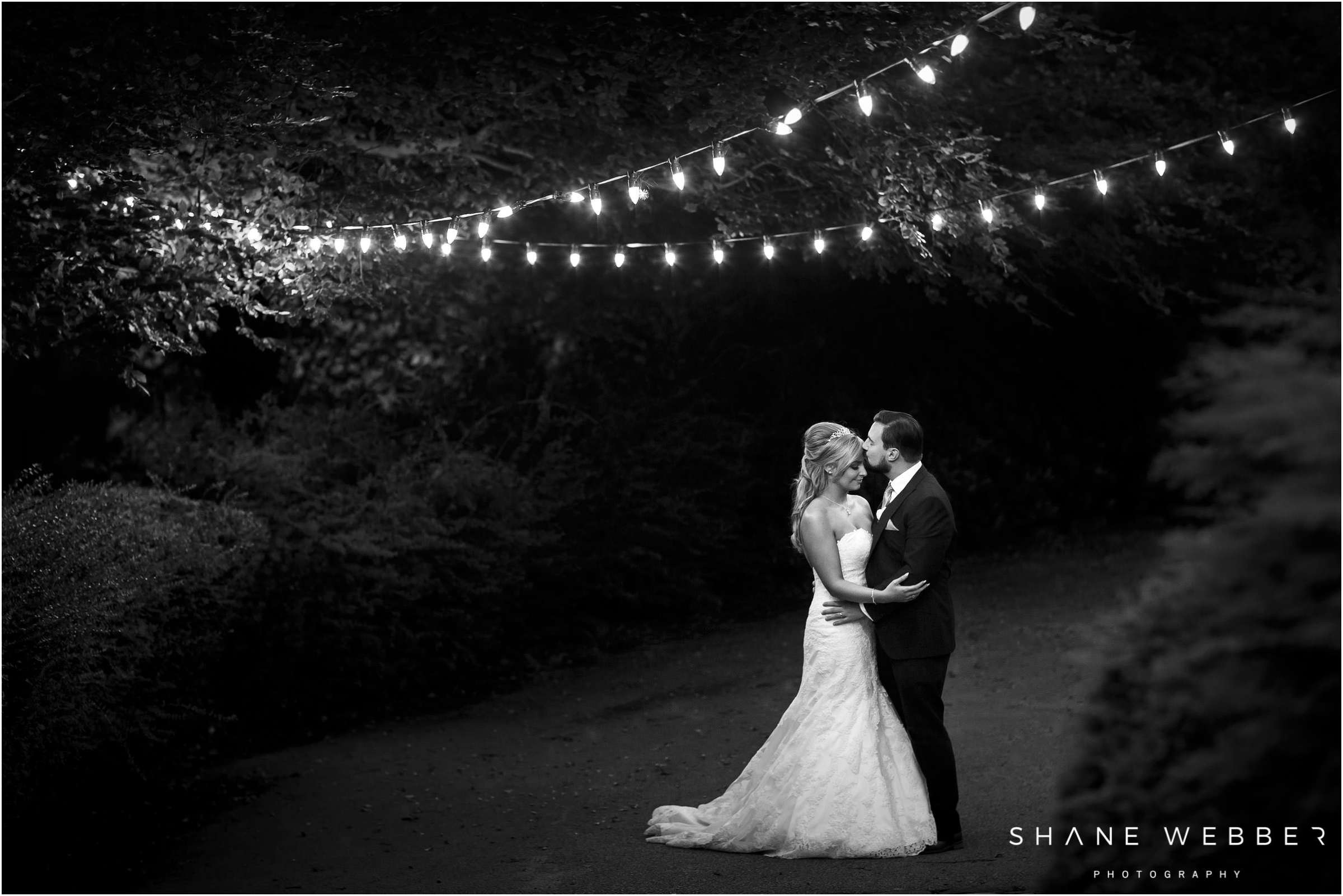 shrigley hall wedding photography