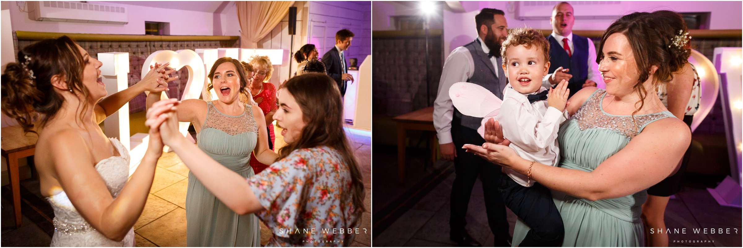 party wedding pictures