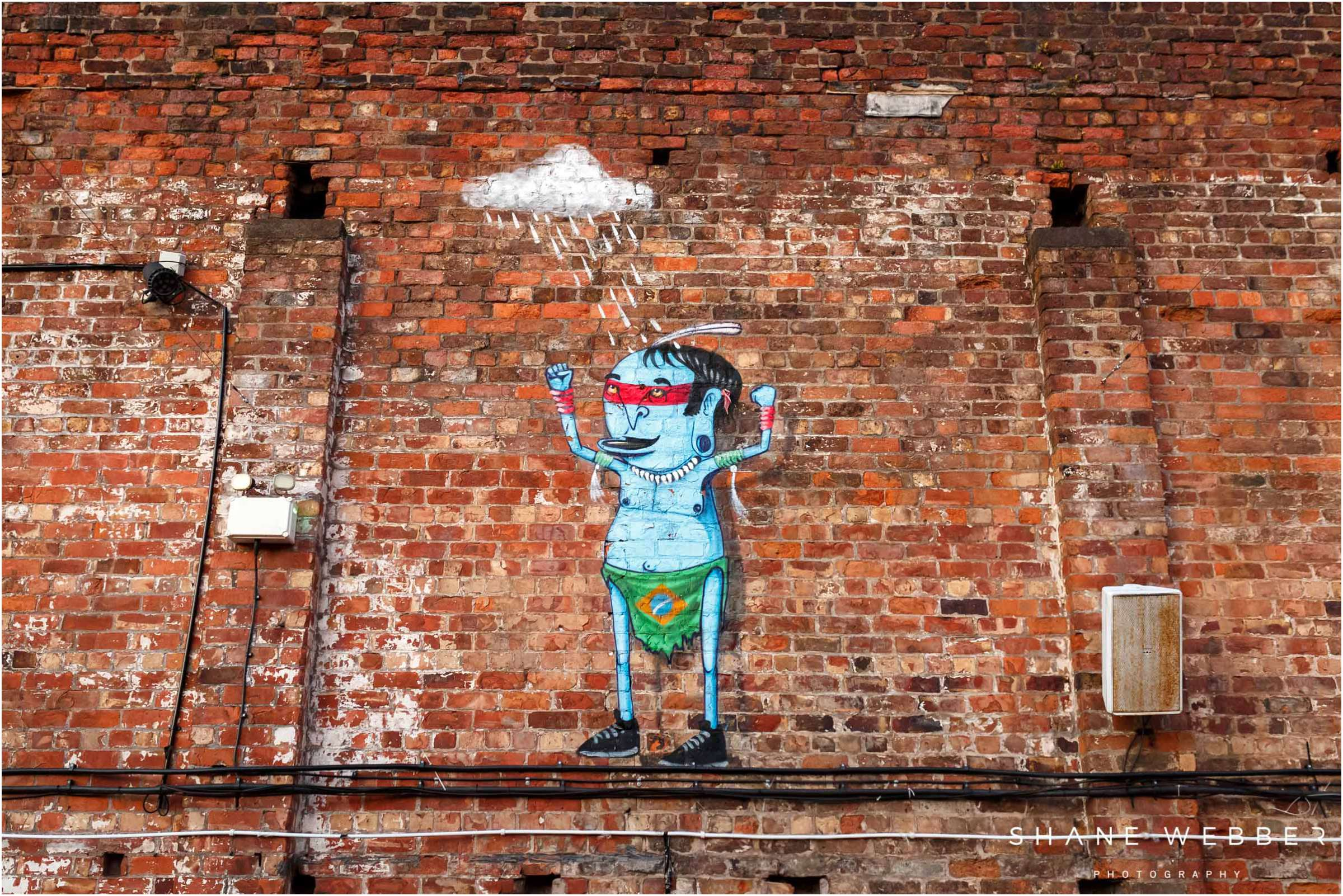 quirky graffiti liverpool