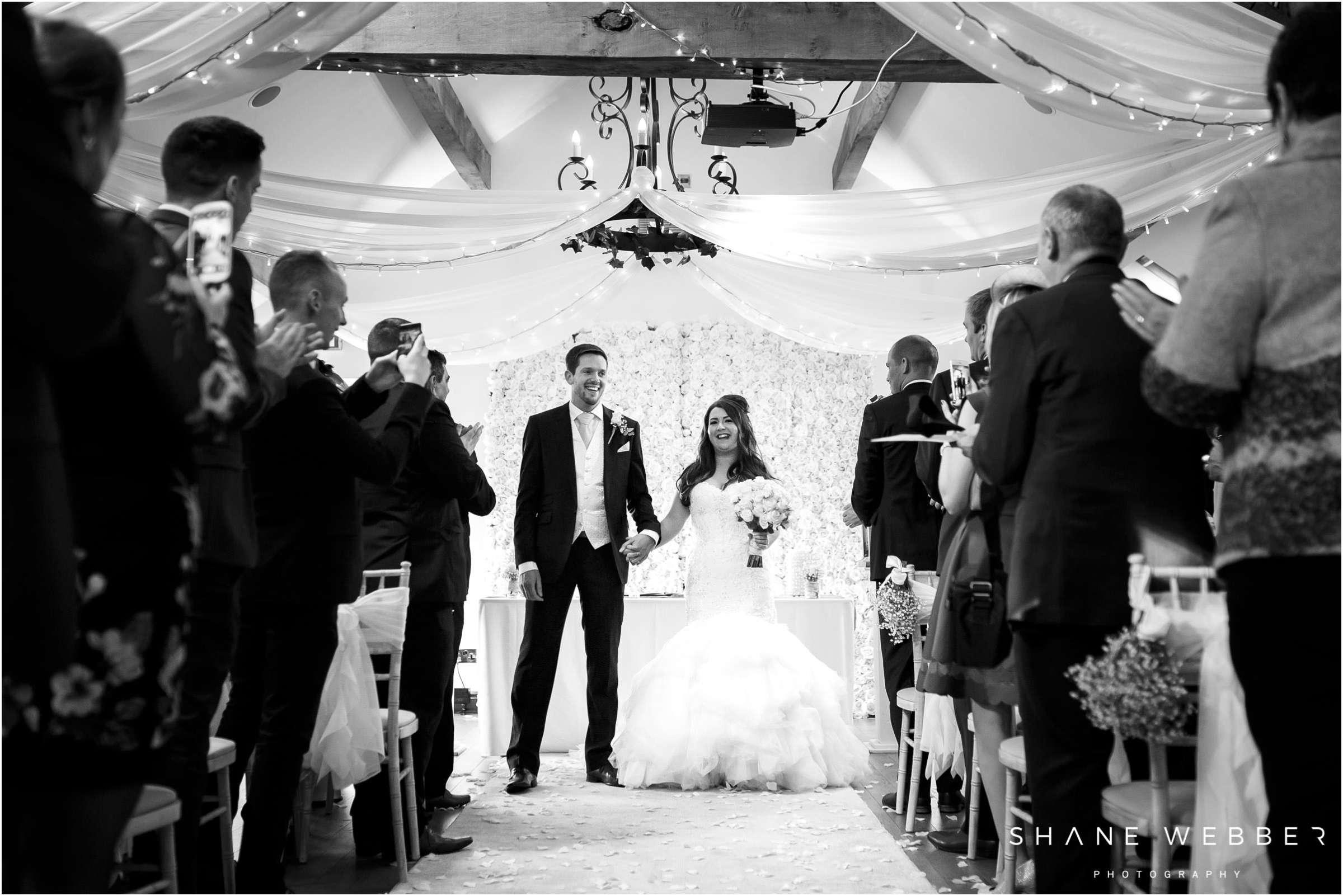 Beeston Manor ceremony room