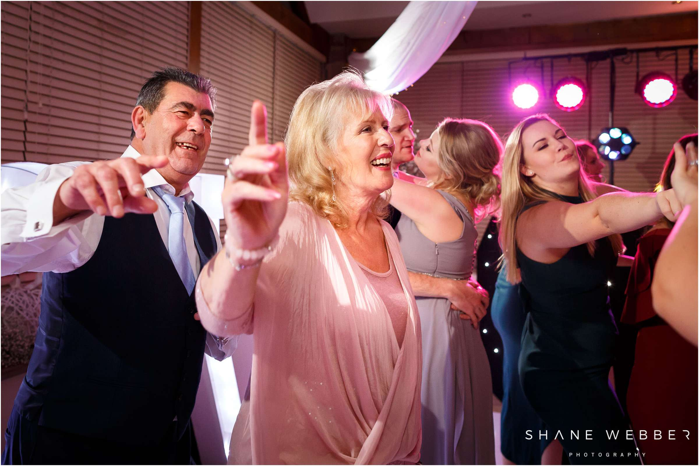 beeston manor wedding party