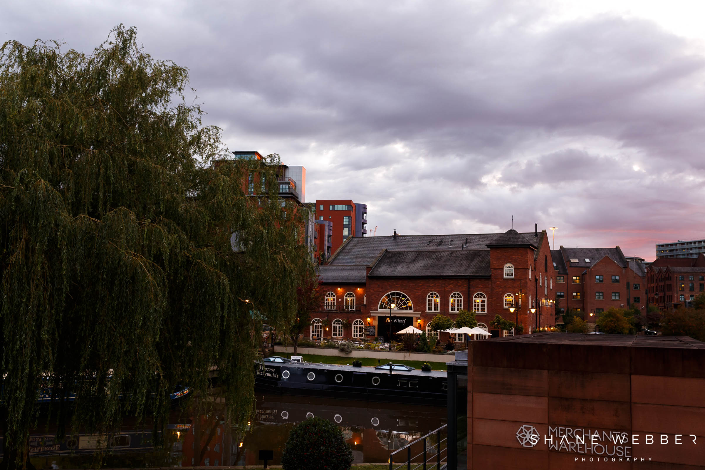 castlefield rooms manchester