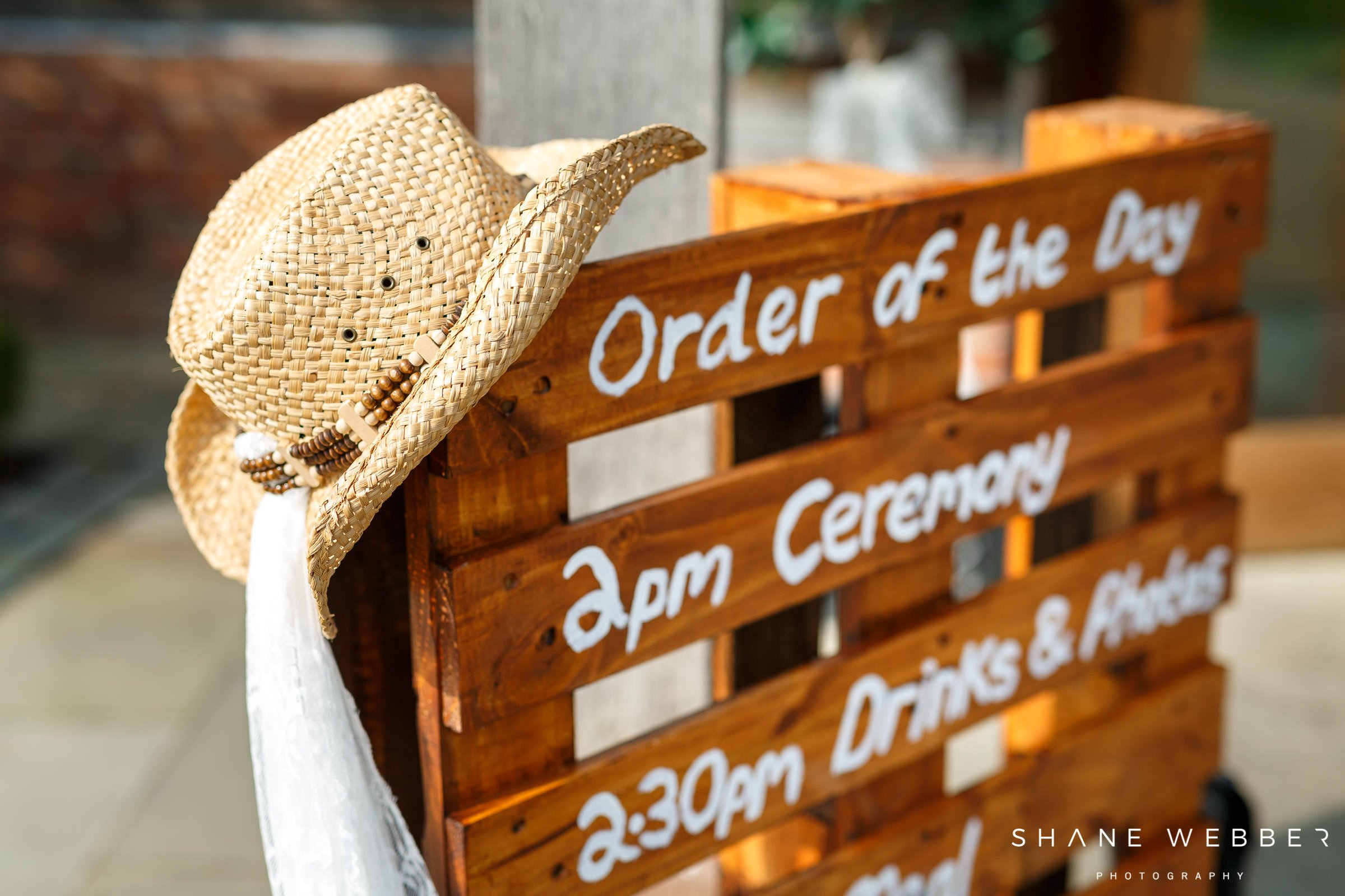 cowboy wedding theme