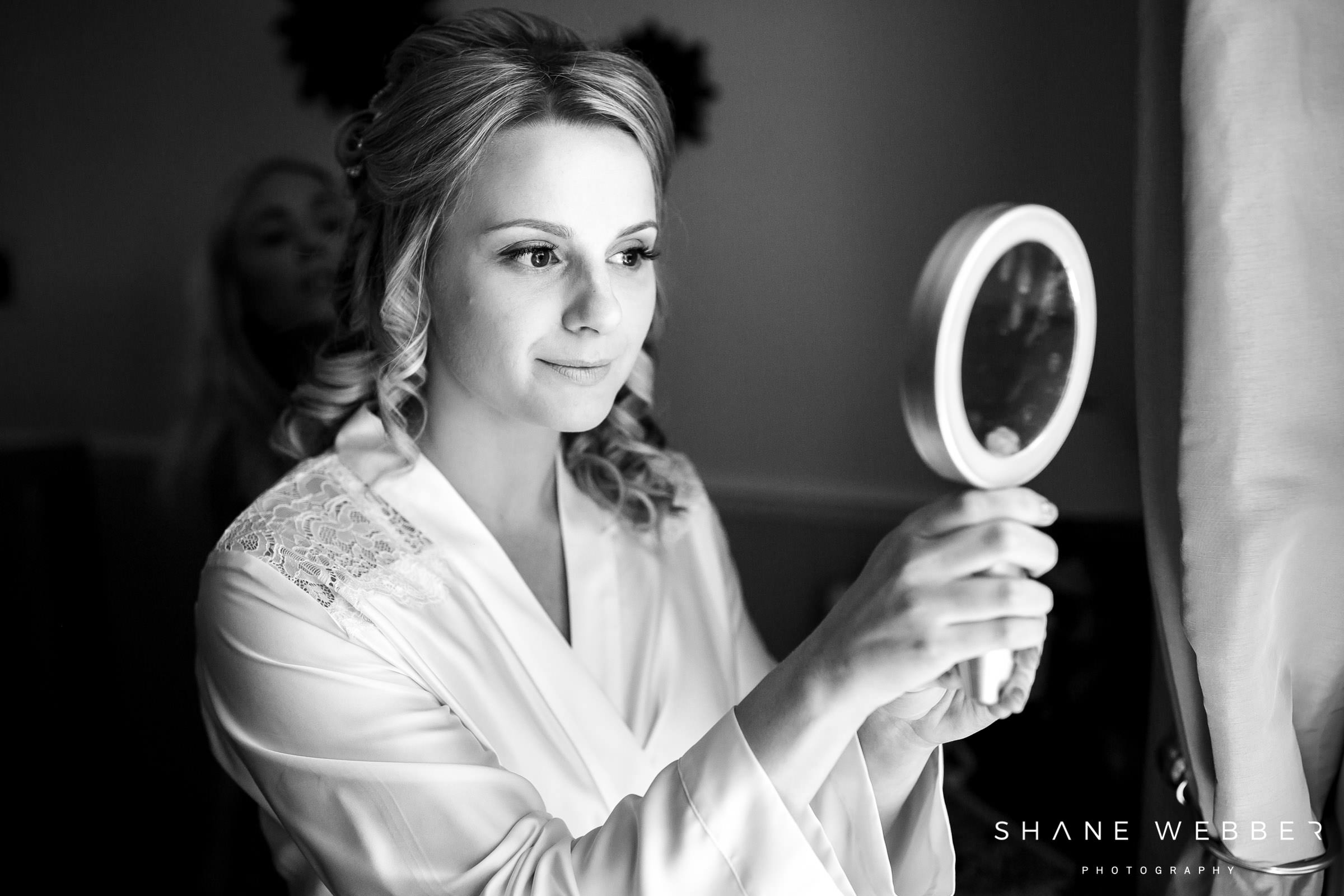 bridal make up Charlotte Elizabeth berkshire