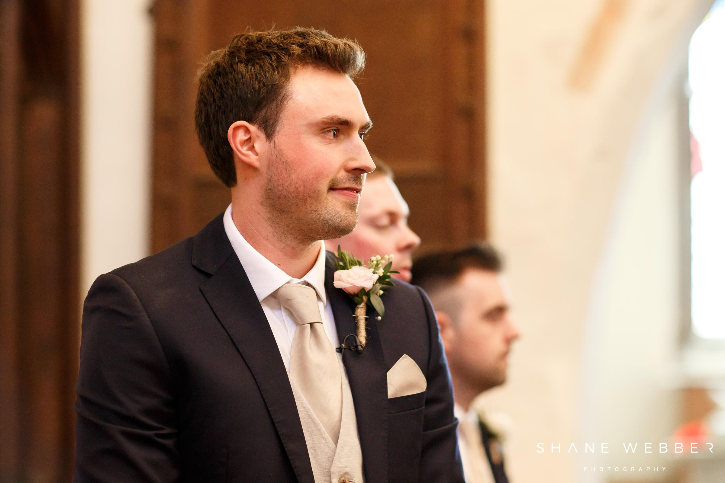 nervous groom pictures