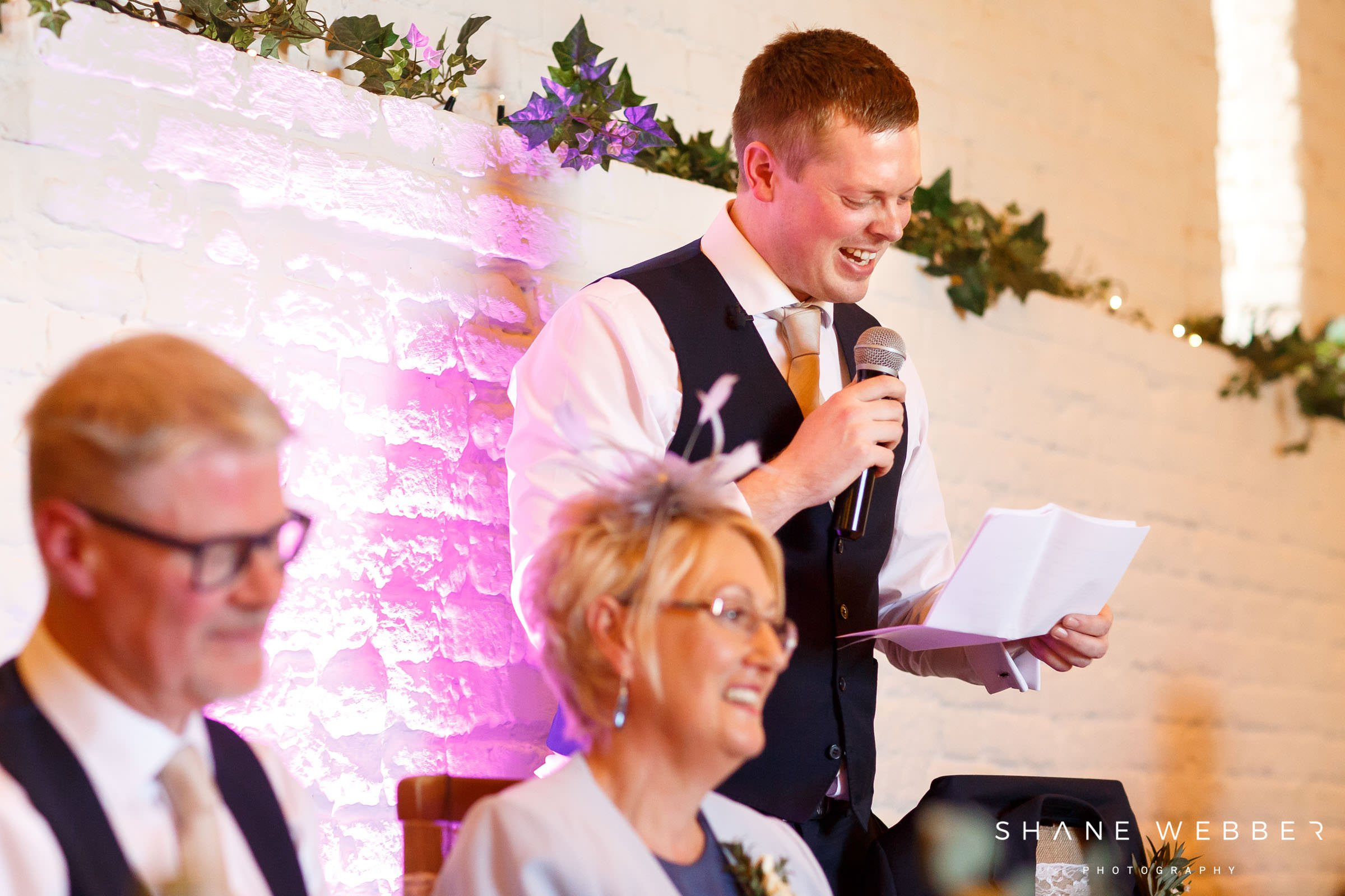 best man speech photos