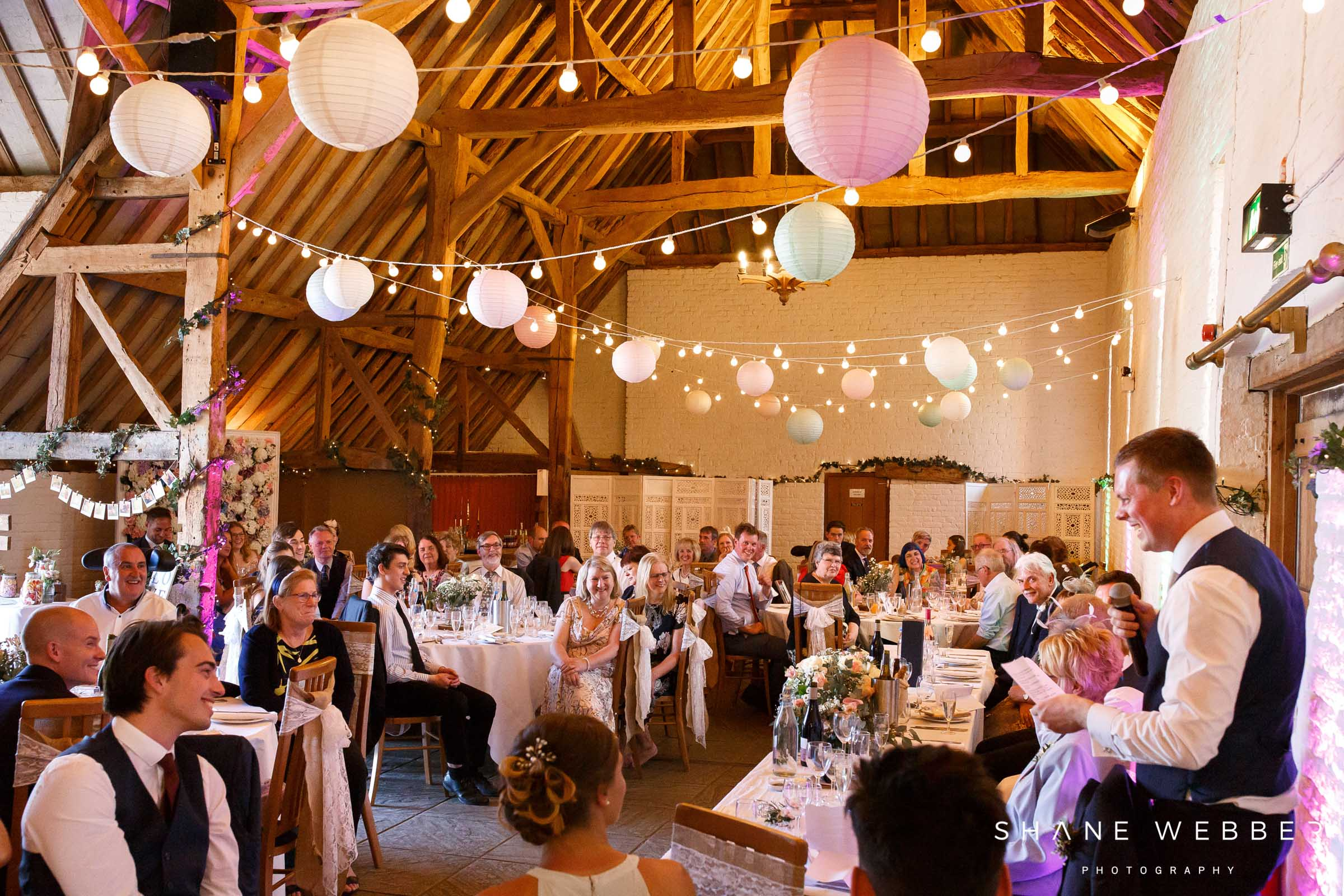 ufton court wedding barn