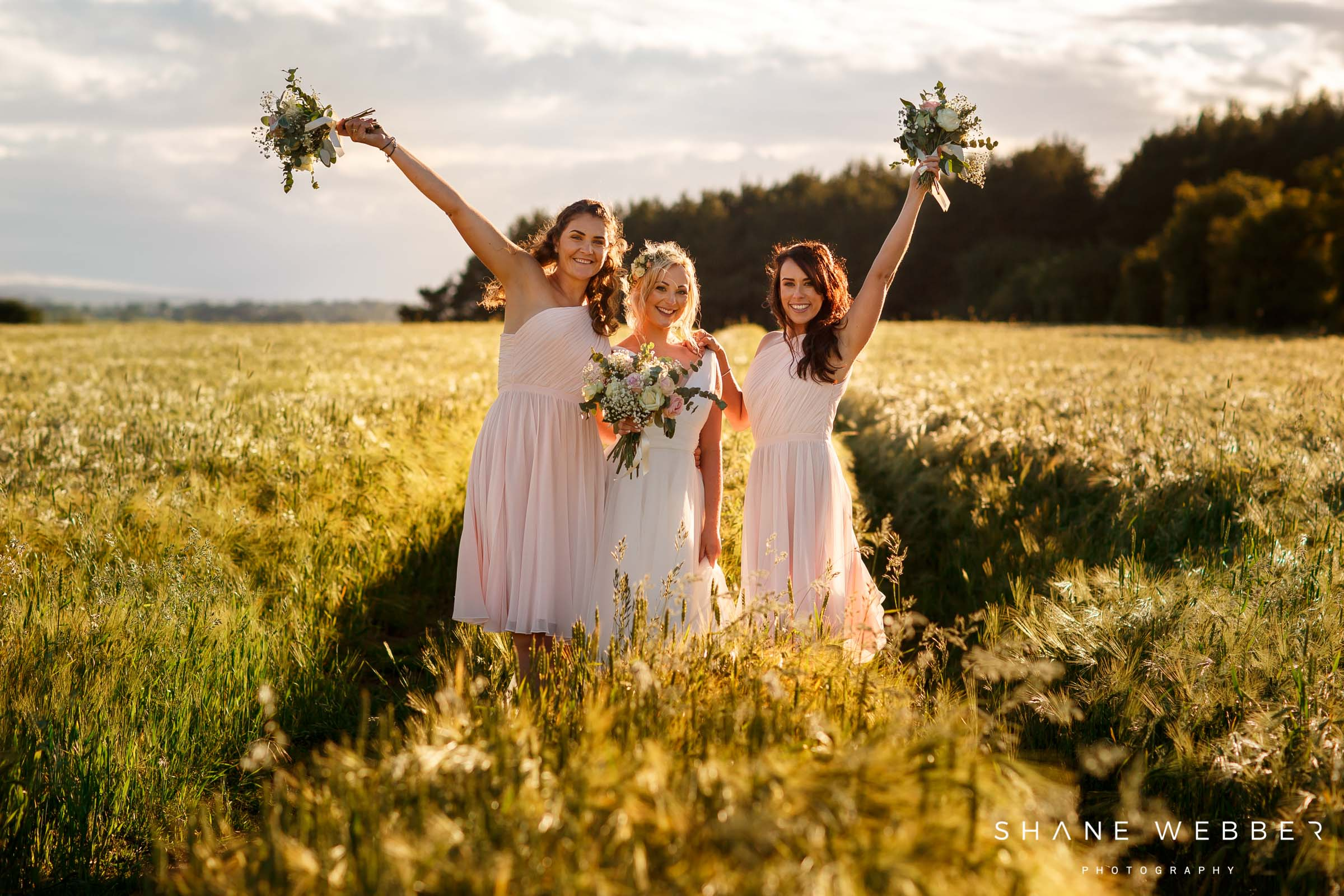 fun bridesmaid photo ideas