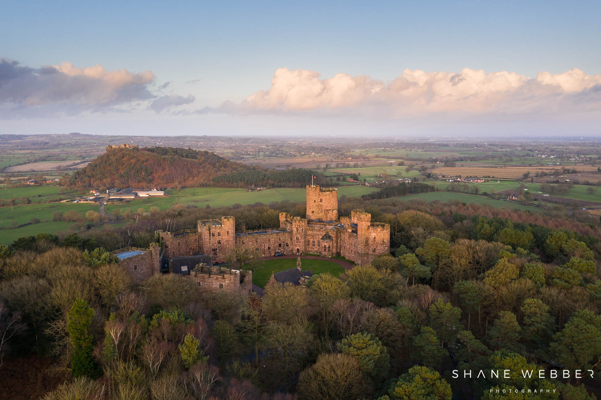 best wedding venues cheshire peckforton castle