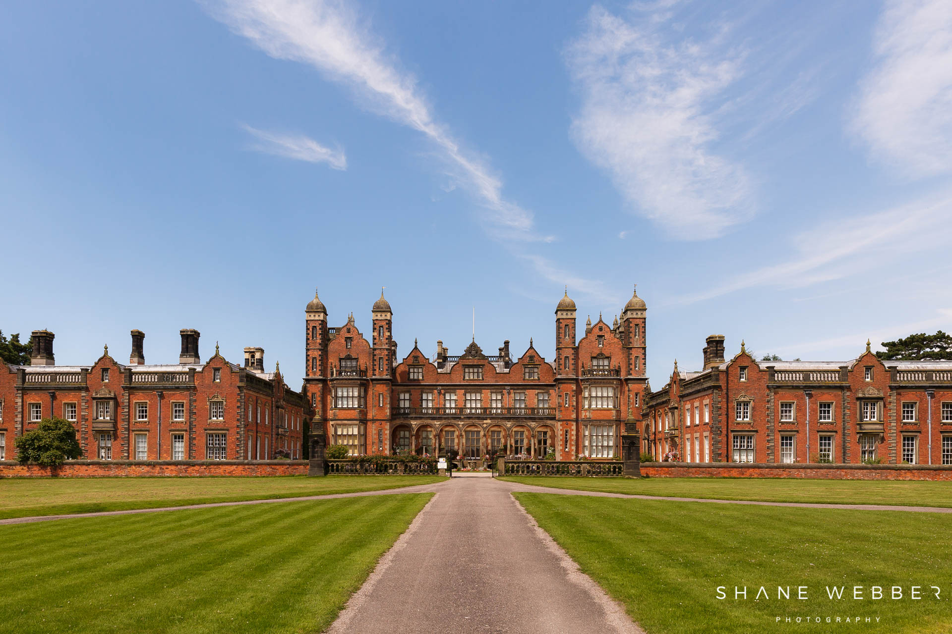 Capesthorne hall luxury cheshire wedding venue