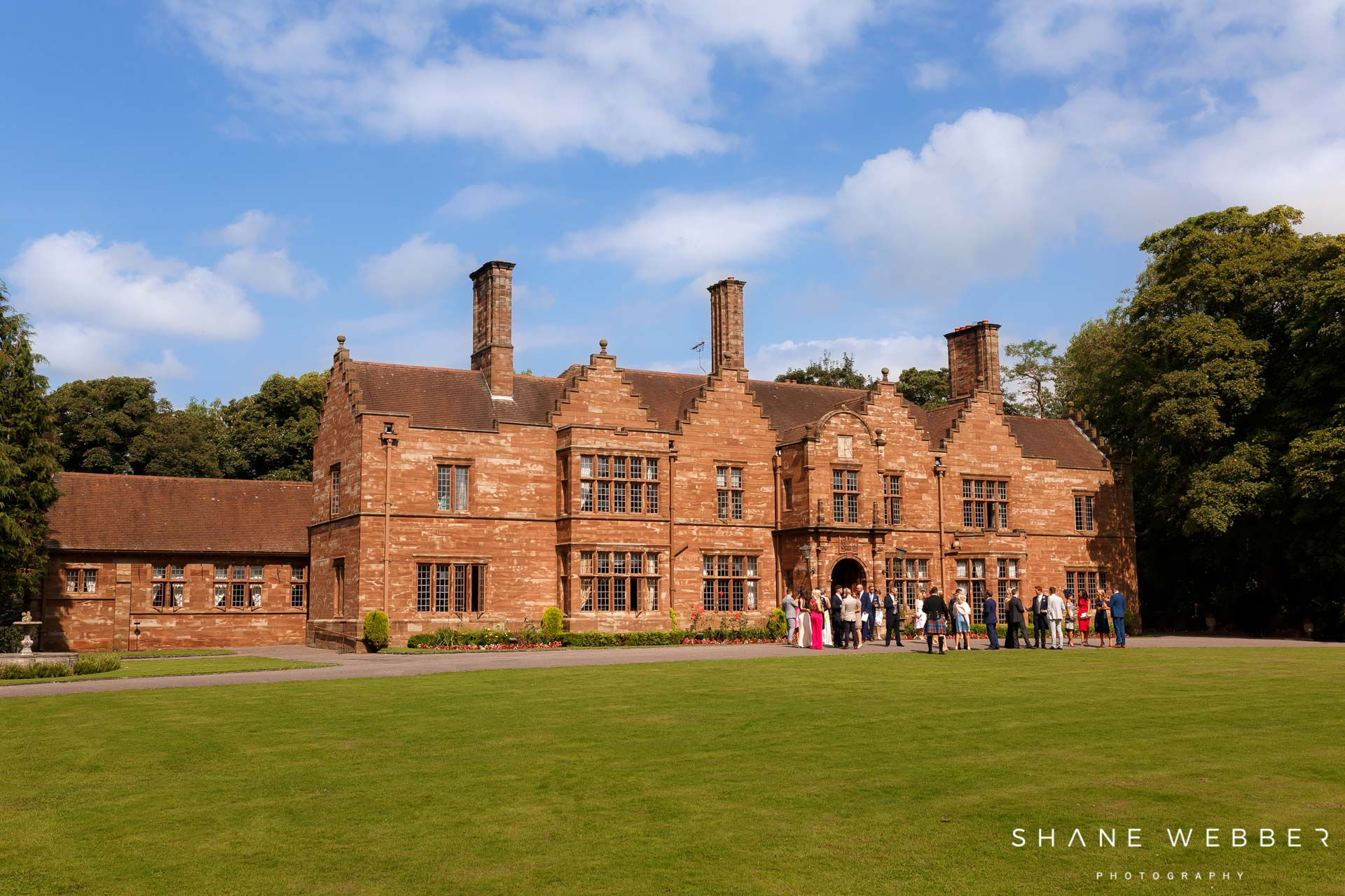 wrenbury hall wedding venue cheshire