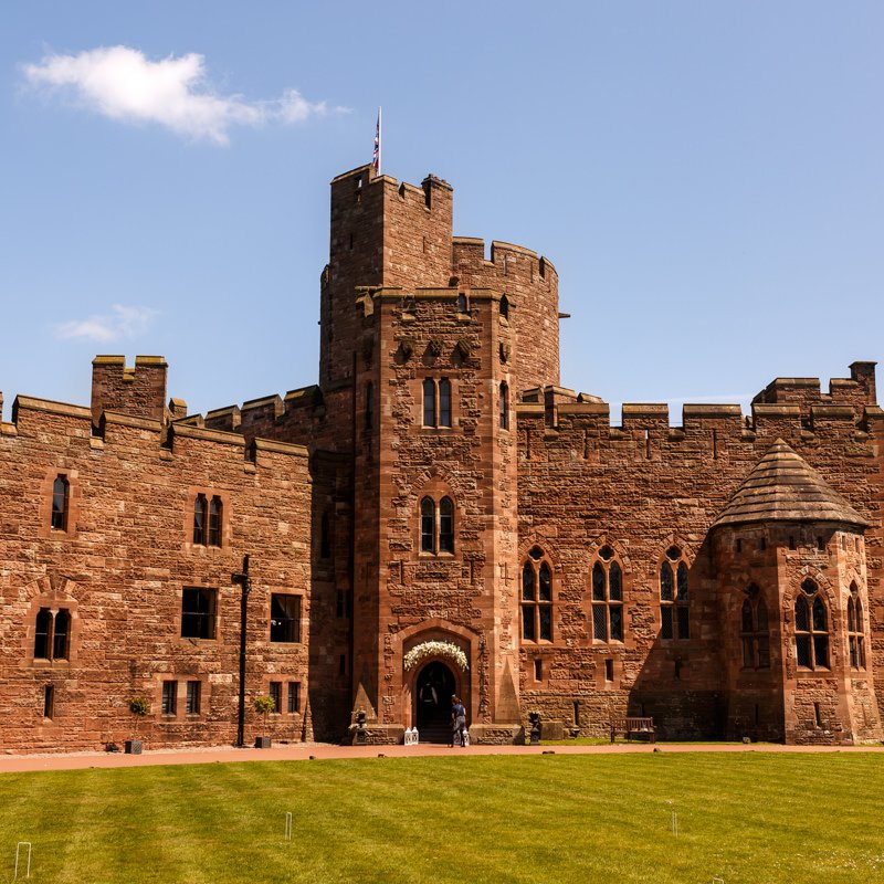 Peckforton Castle best wedding venue in Cheshire
