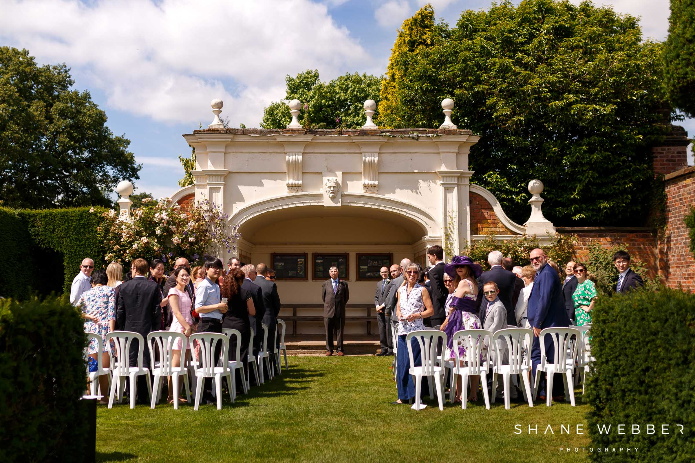country wedding venues cheshire