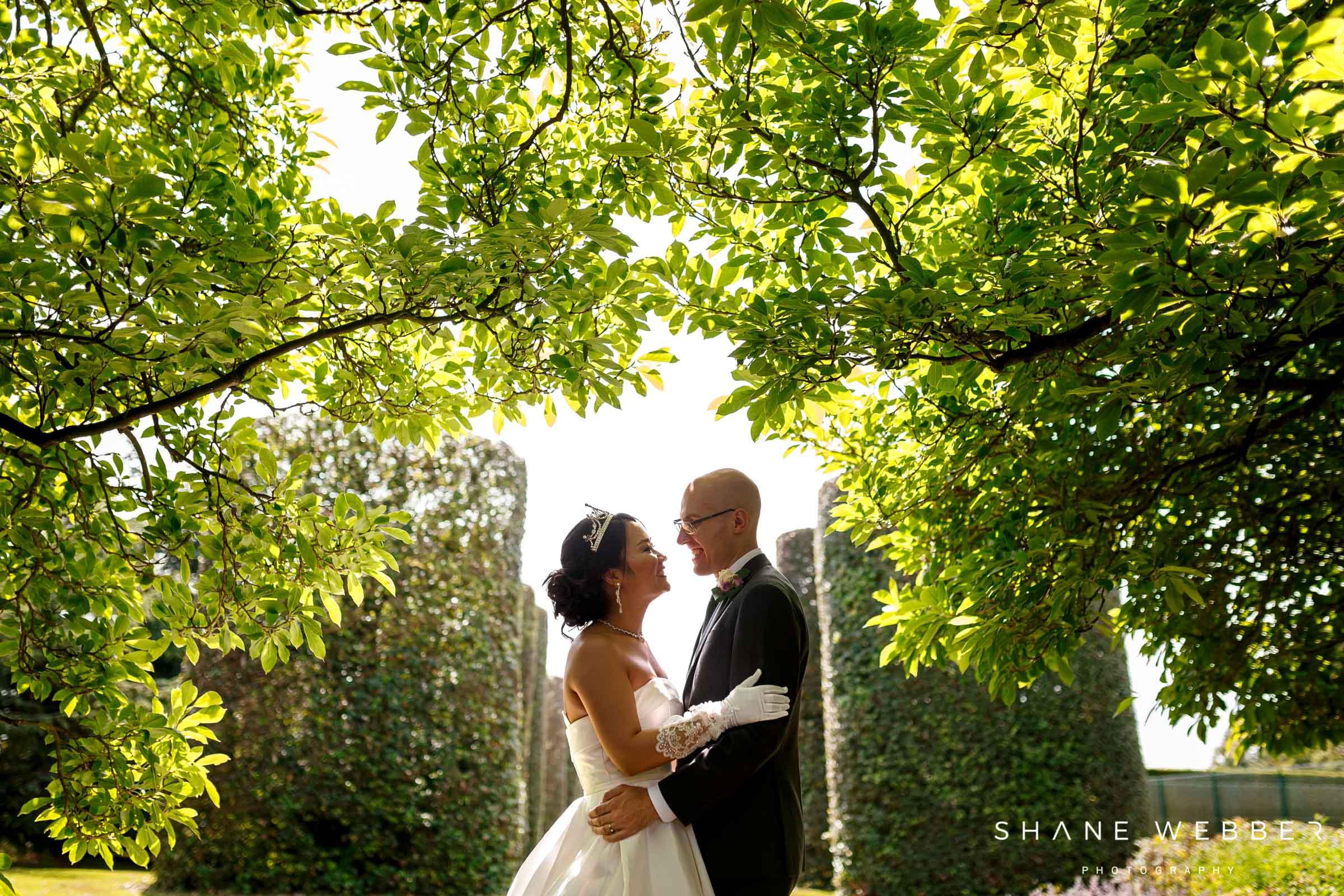 best summer wedding venues cheshire