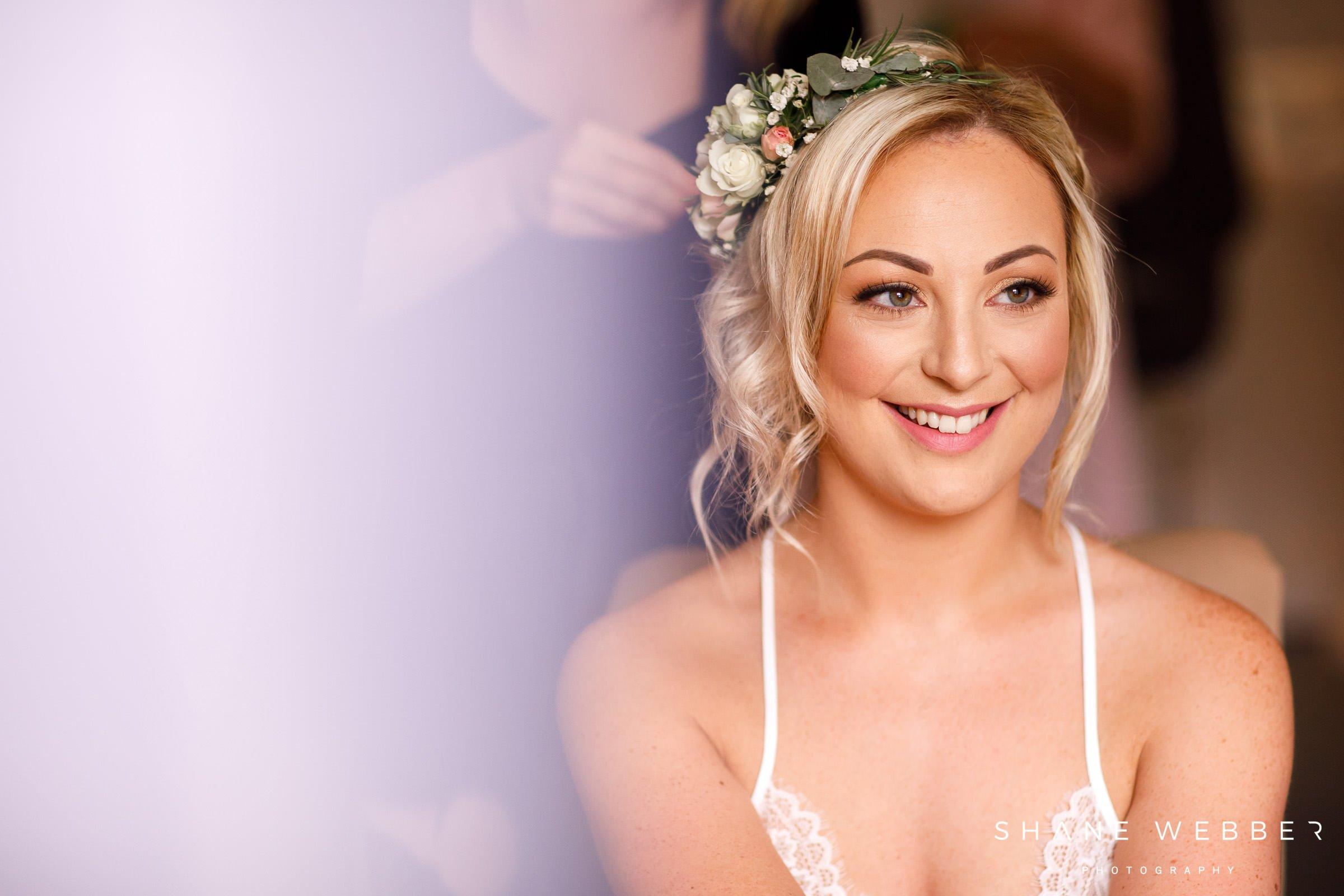 bridal garland photo