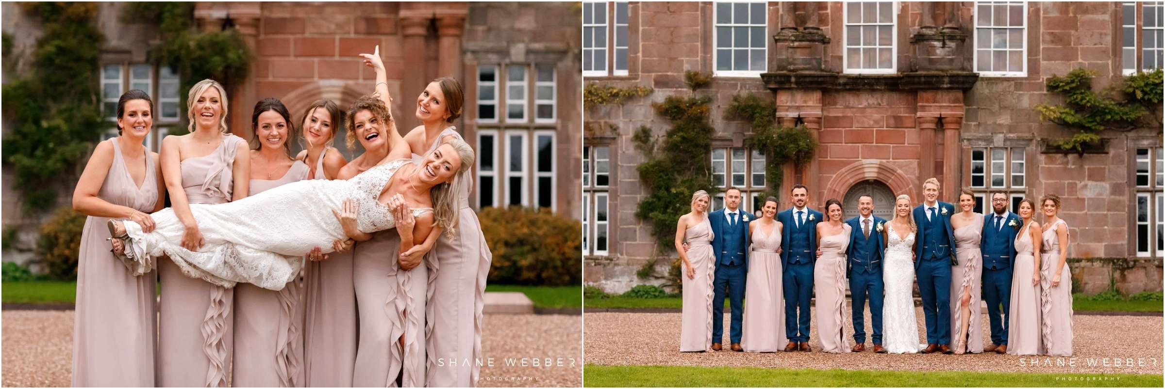 Davids Bridal bridesmaids dresses