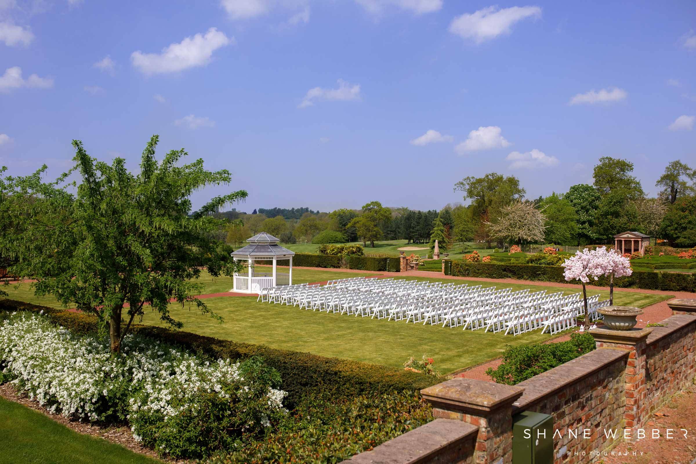 carden park outdoor ceremony
