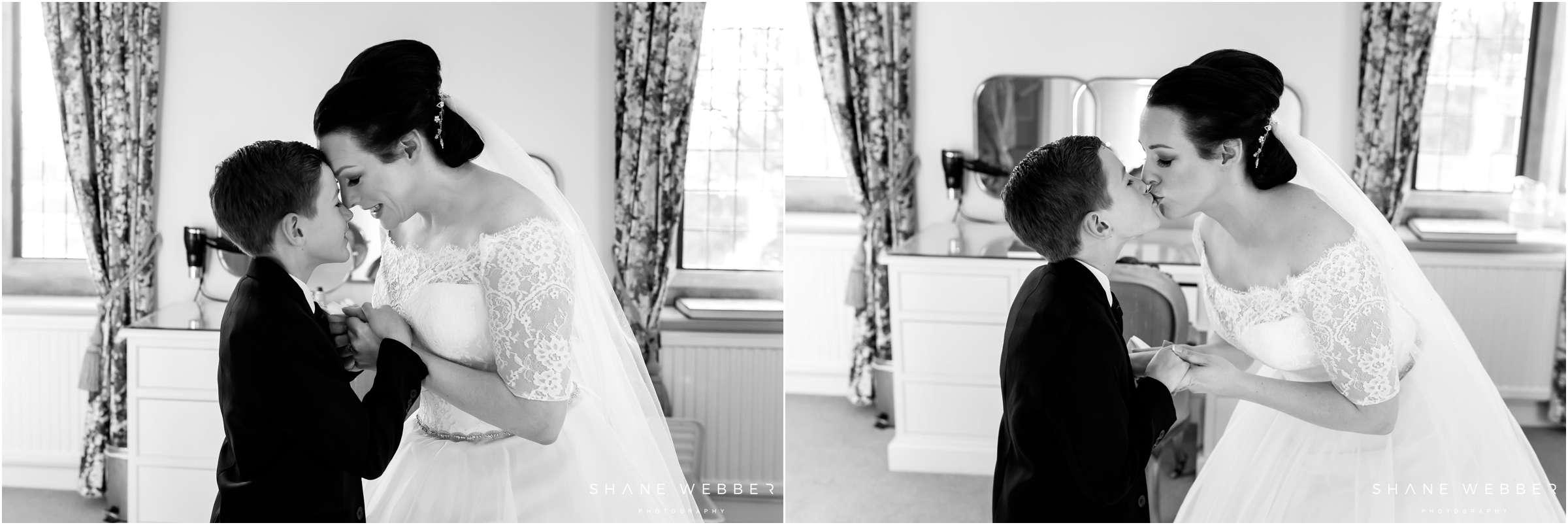 documentary wedding photography Colshaw Hall