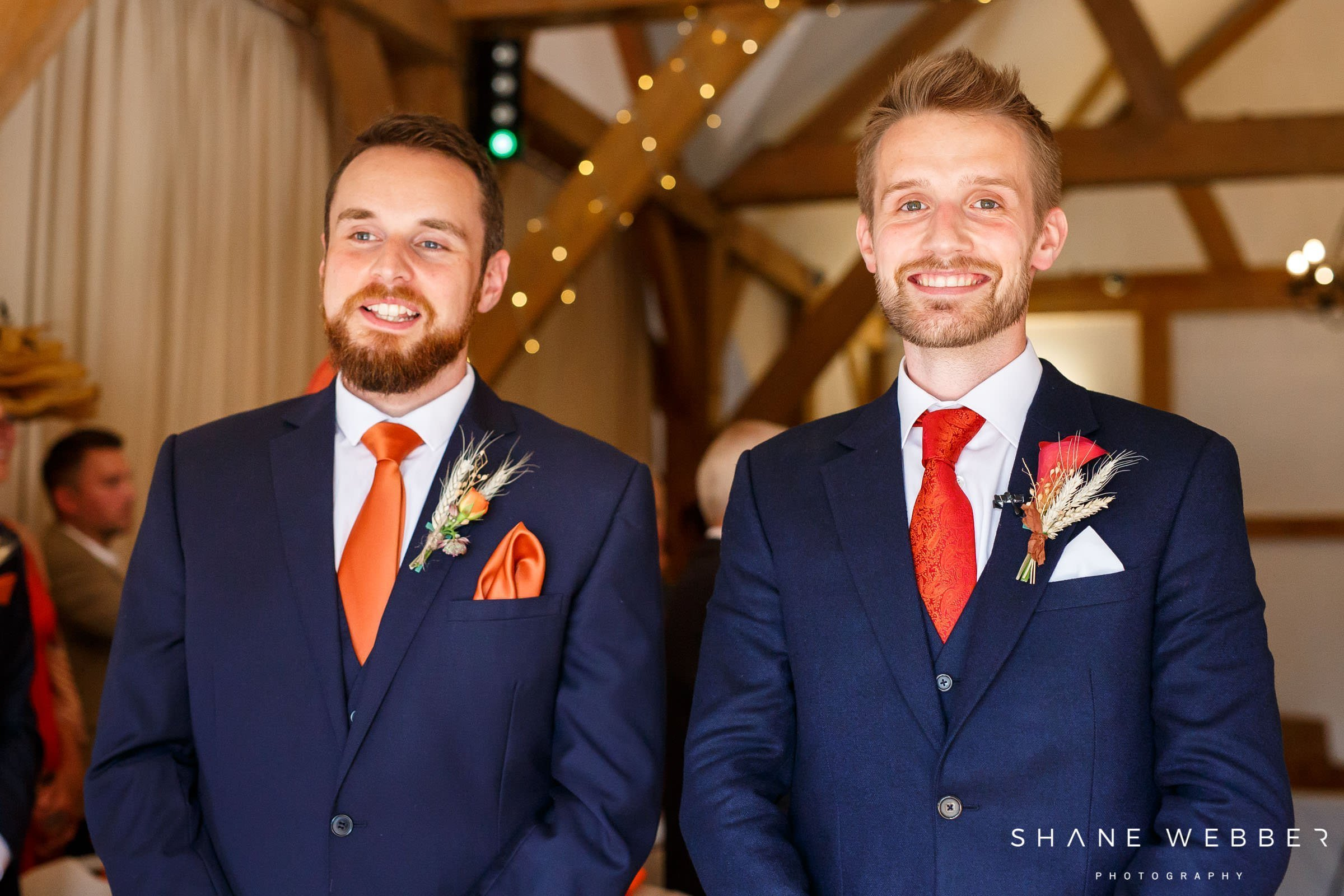 happy groom photo