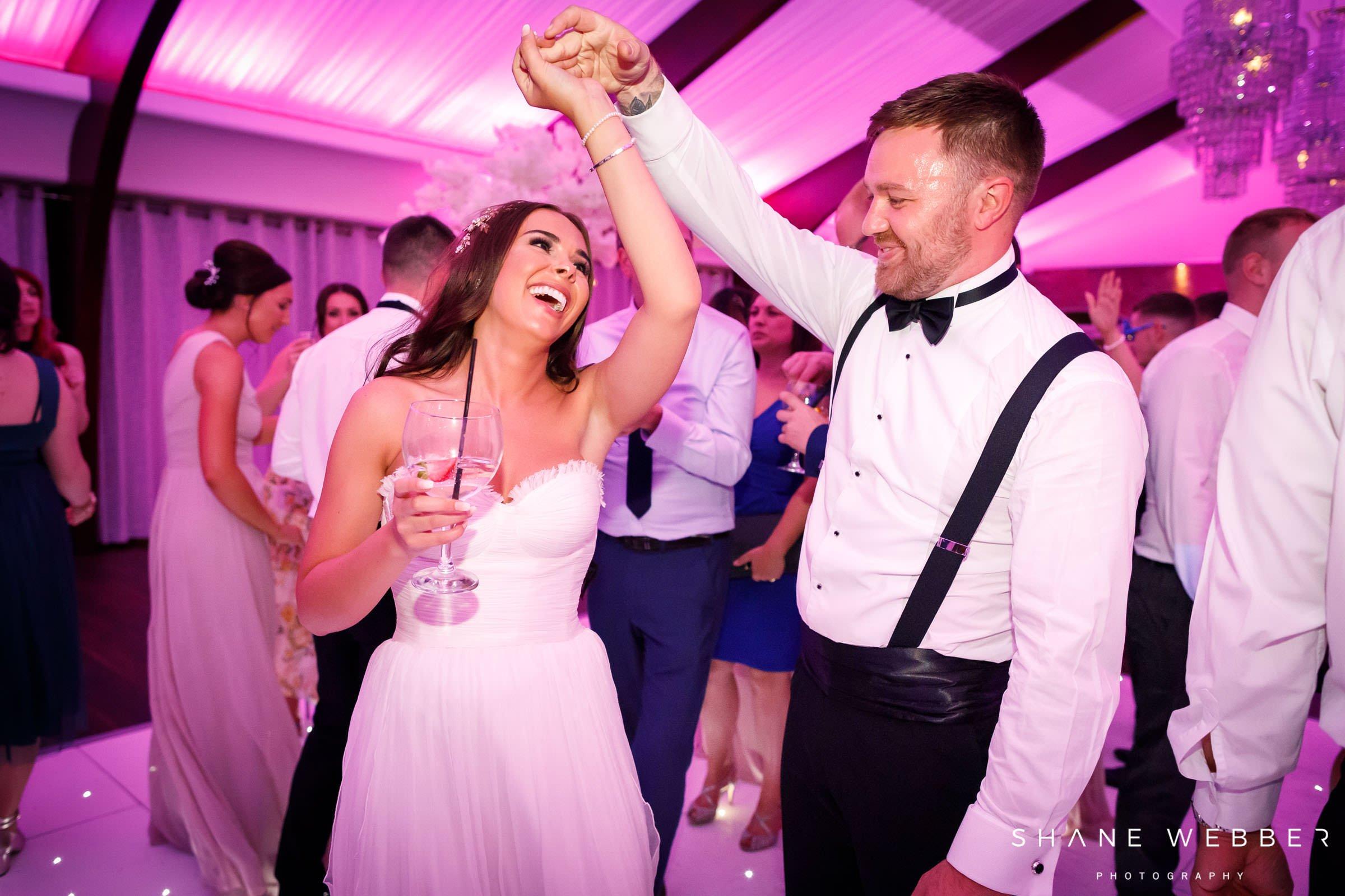 peel suite wedding reception
