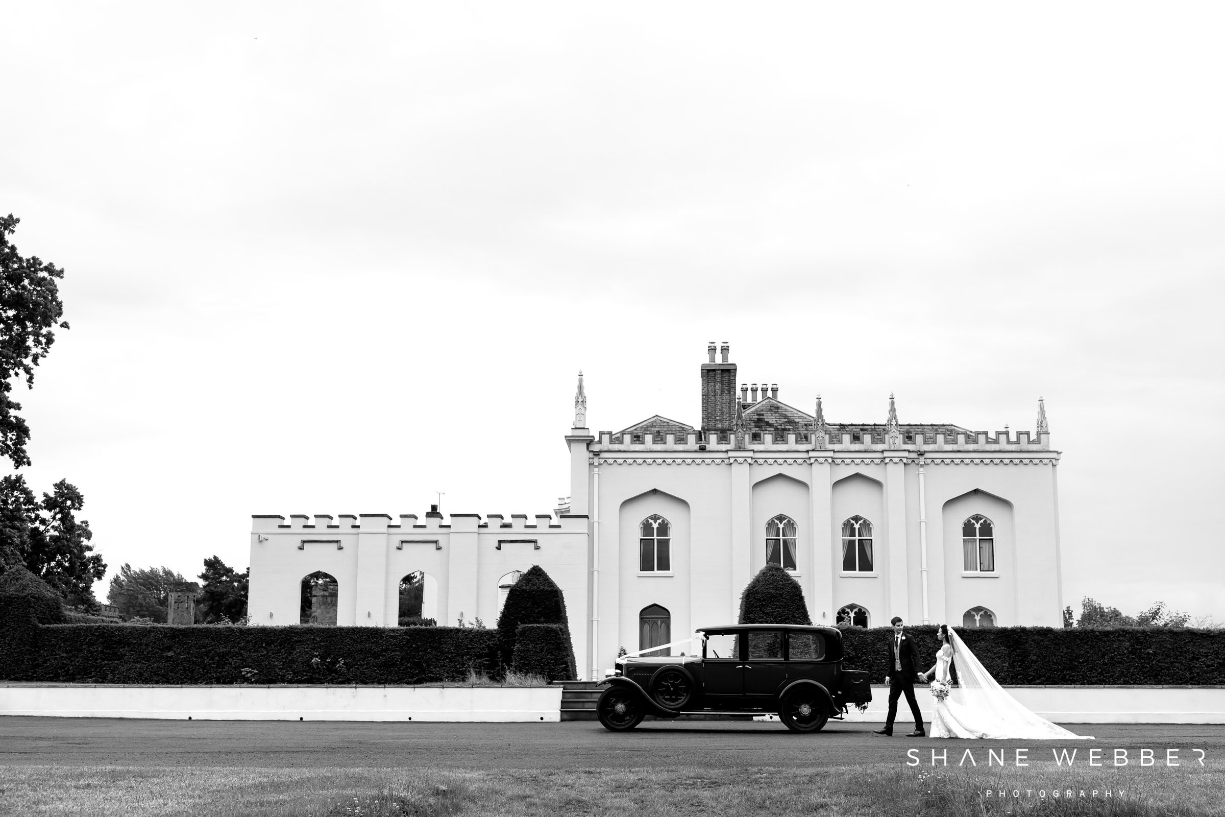 Combermere Abbey wedding