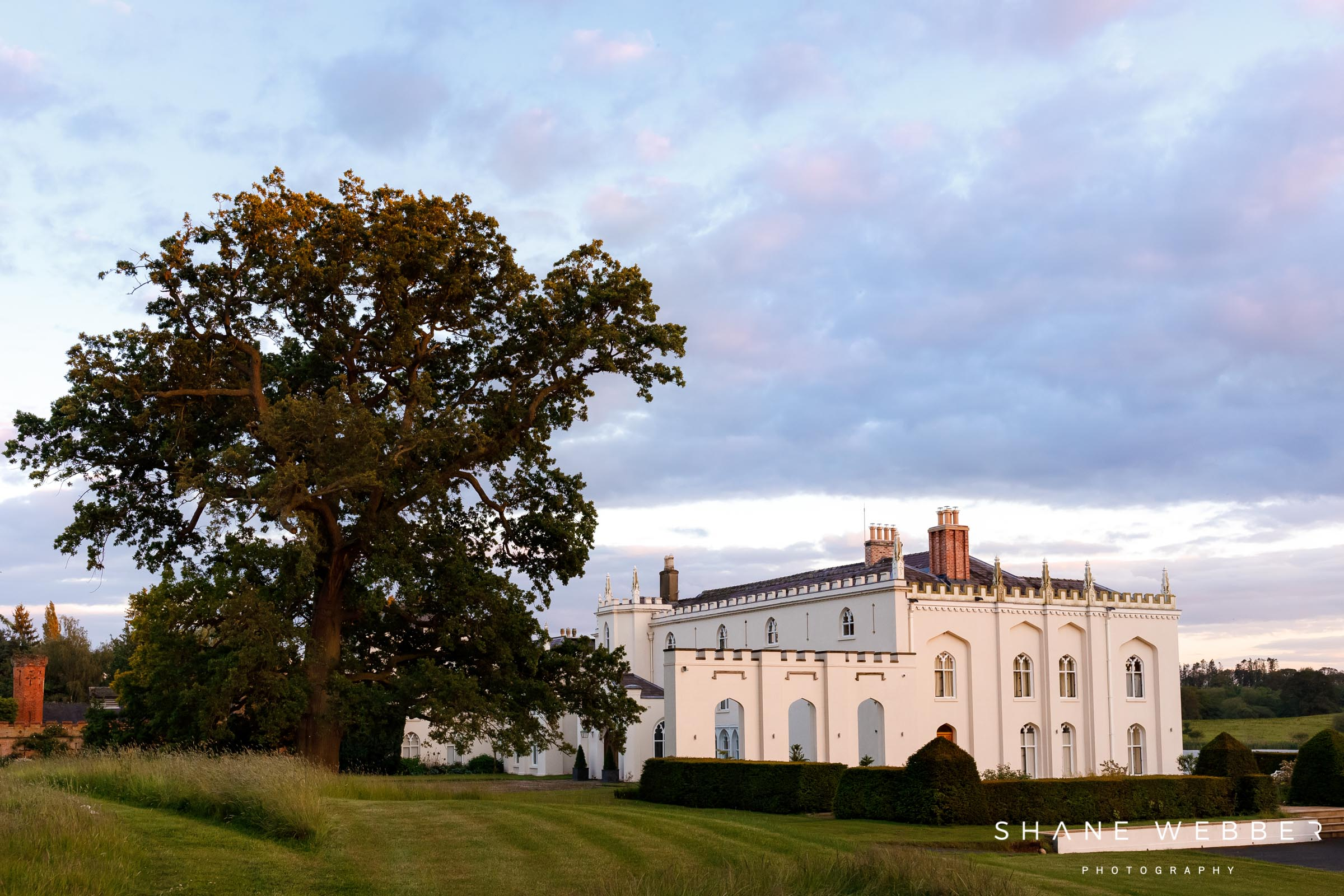 Combermere Abbey