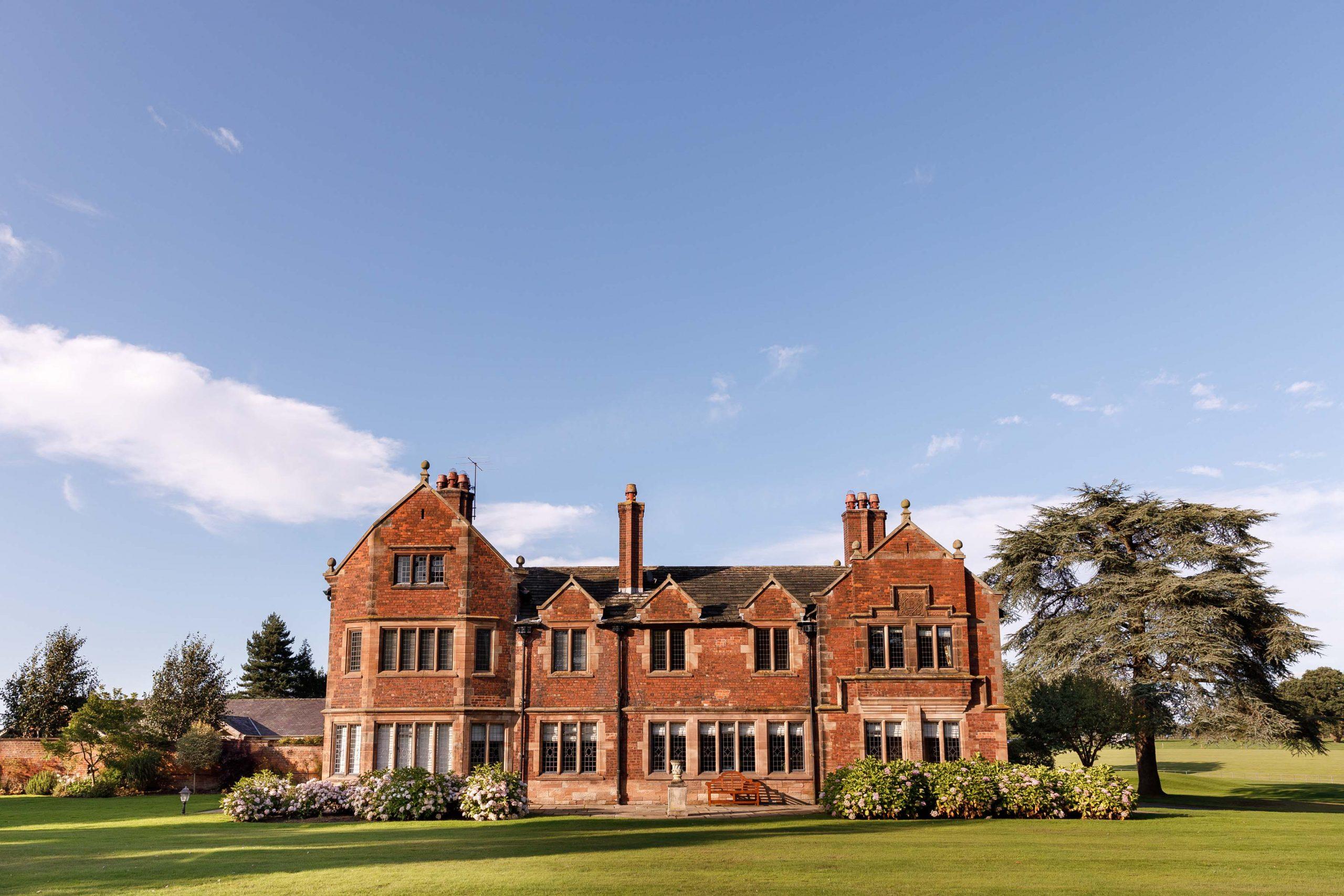 Colshaw Hall Cheshire