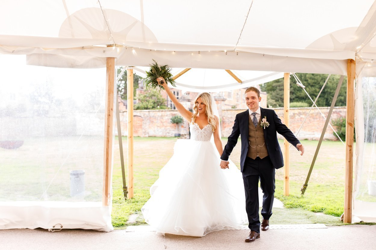 dorfold hall wedding review