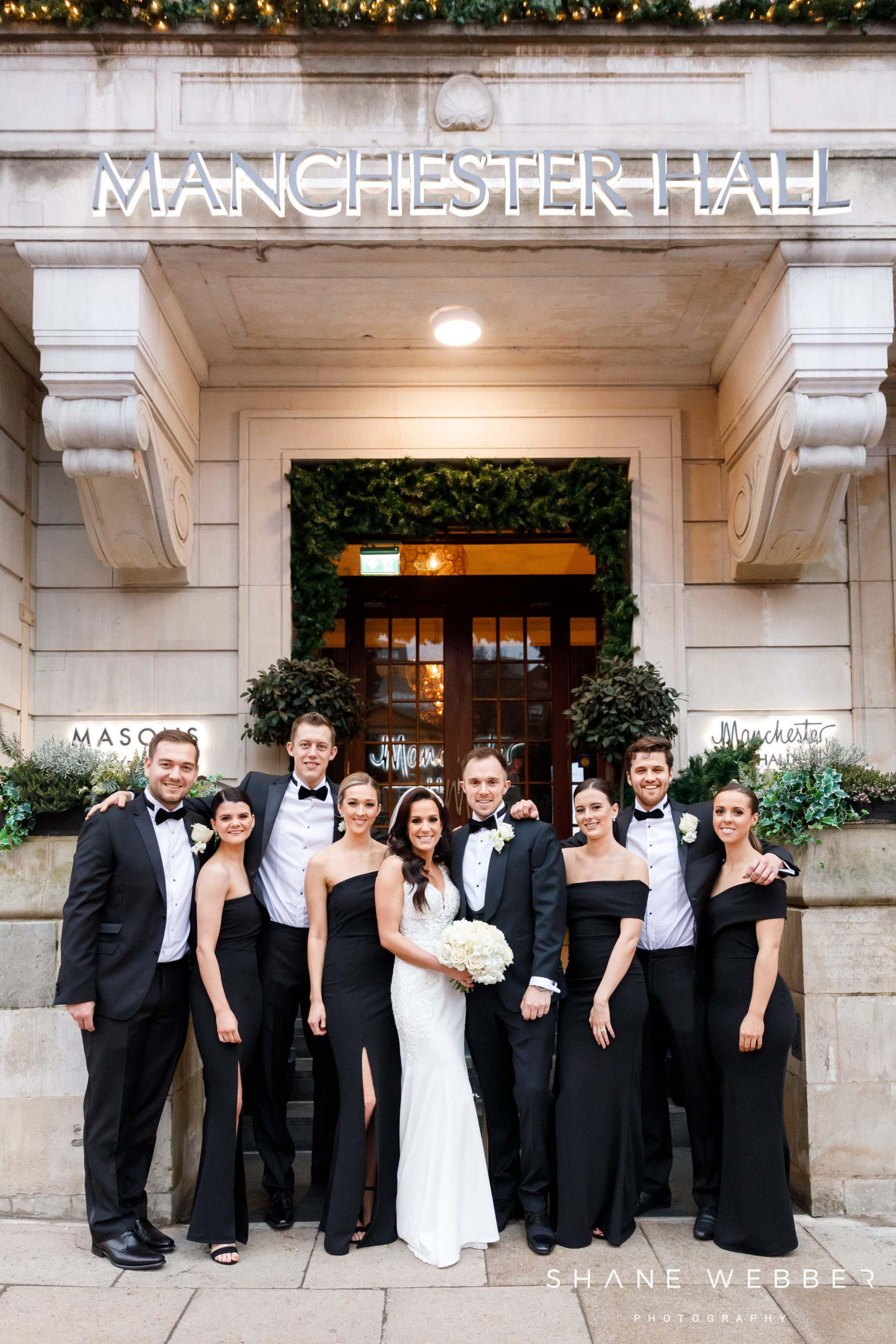manchester hall weddings